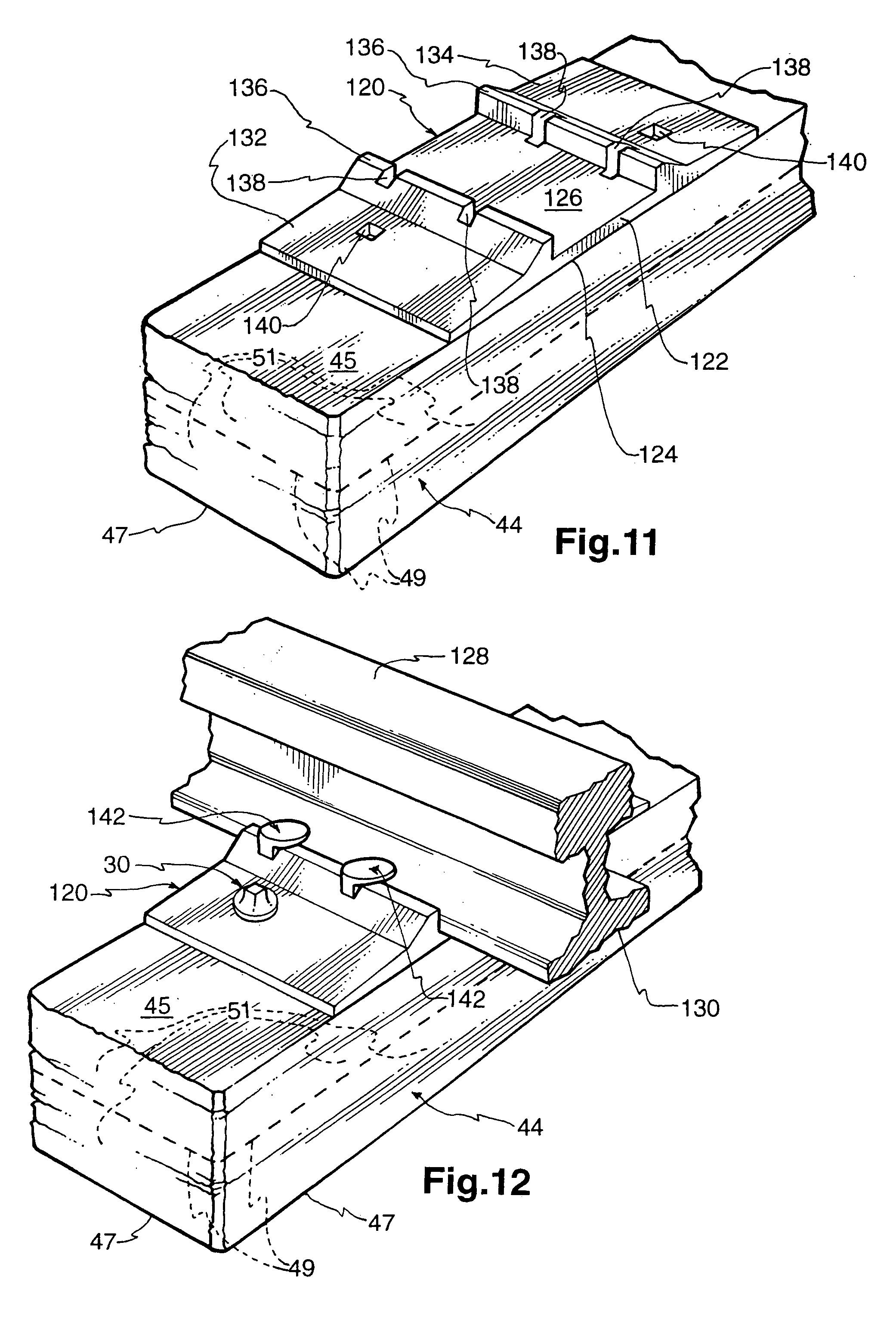 patent us20060214019 spikeless tie plate fasteners pre