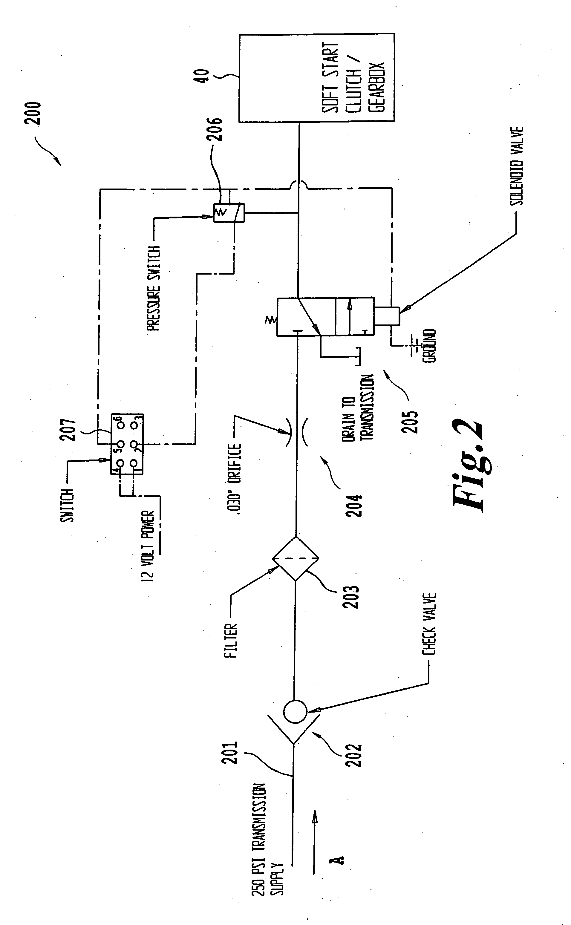 US20060214035A1 20060928 D00003 patent us20060214035 system and method of implementing a soft PTO Switch Wiring Diagram for Massey Furgeson at bakdesigns.co