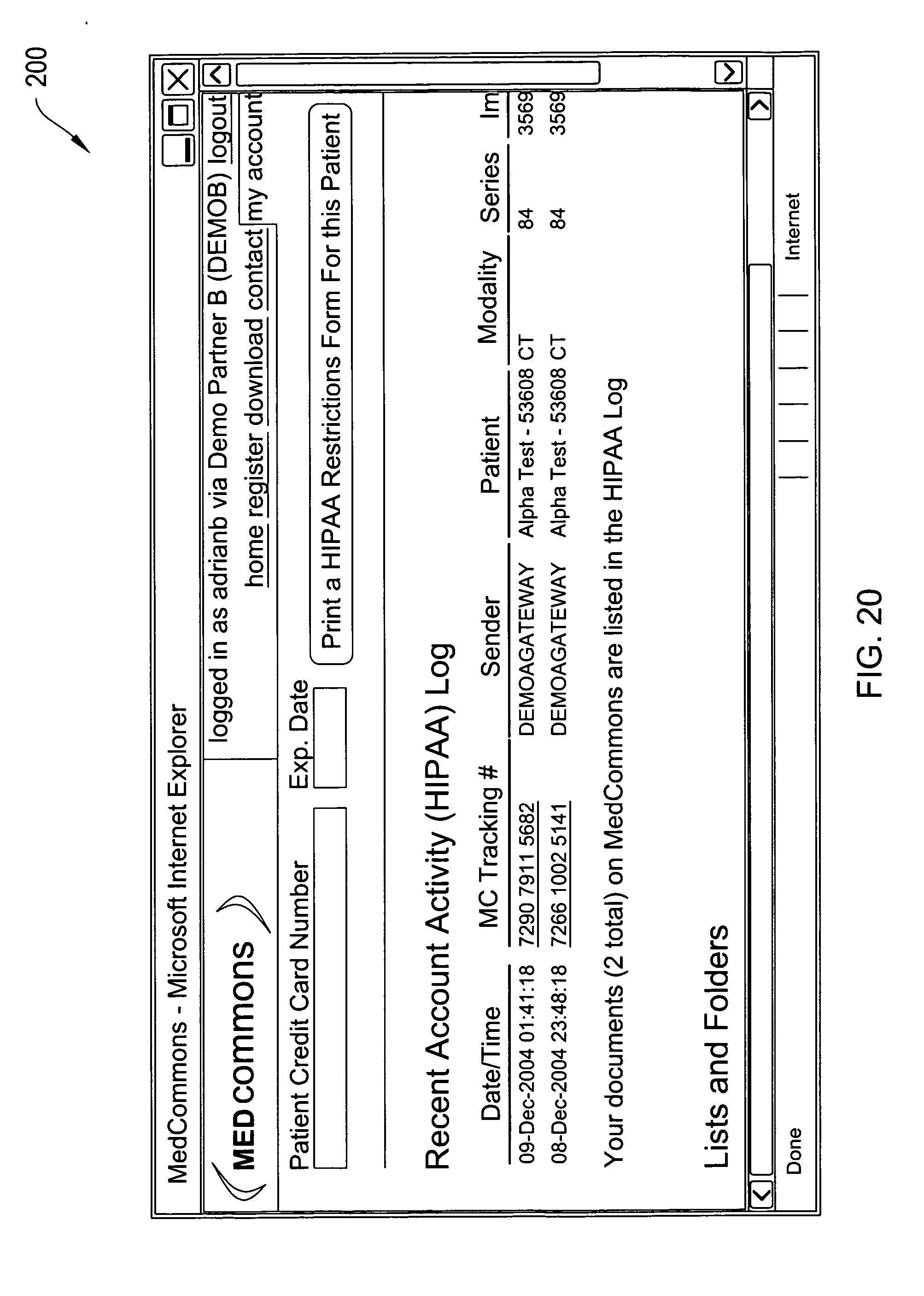 7266 portal athenahealth - Patent Drawing