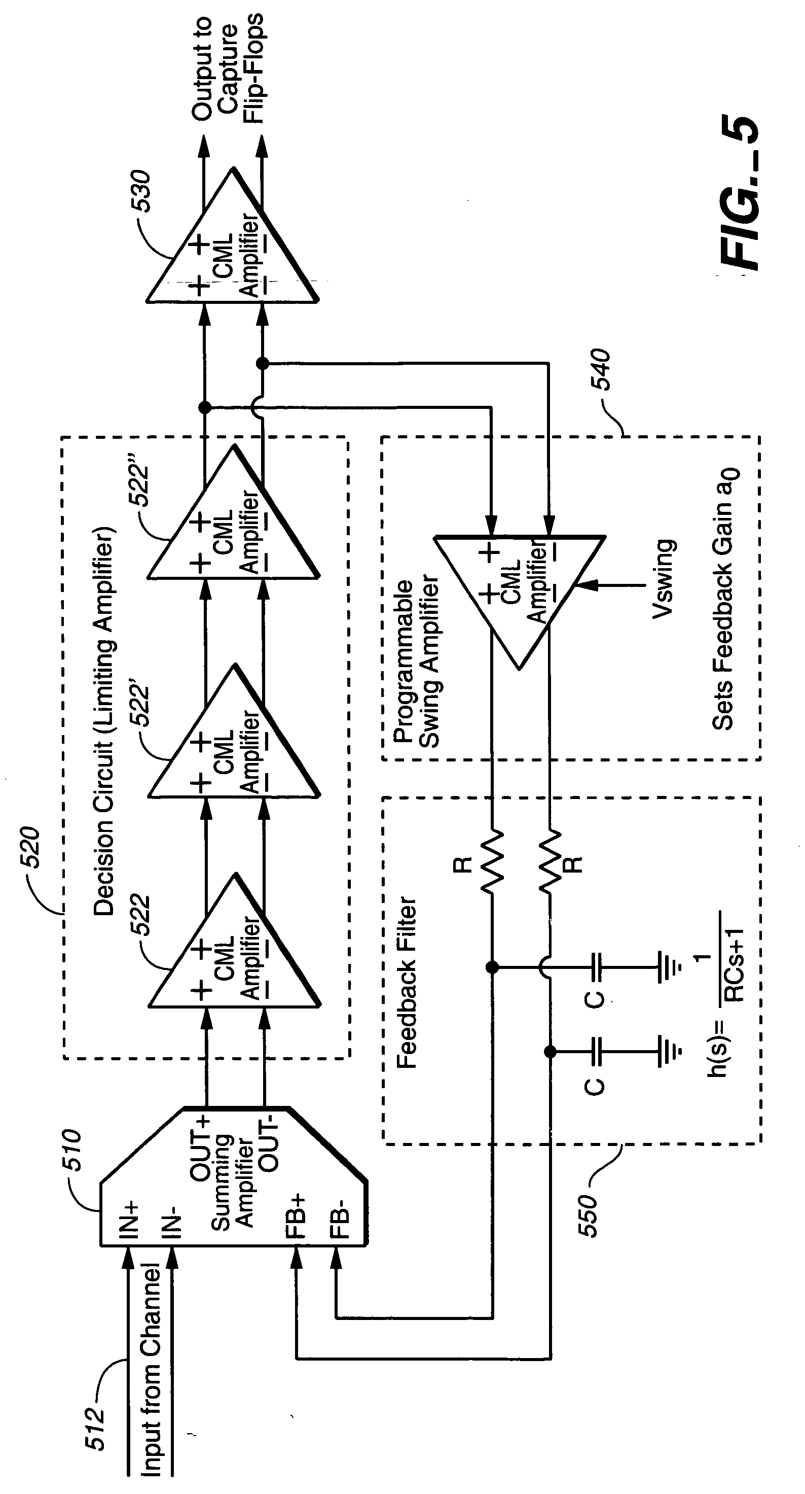Differential Comparator Circuit Wiring Diagram Master Blogs Opampcomparatorcircuit Patent Us20060239341 Continuous Time Decision Feedback Analog Amplifier