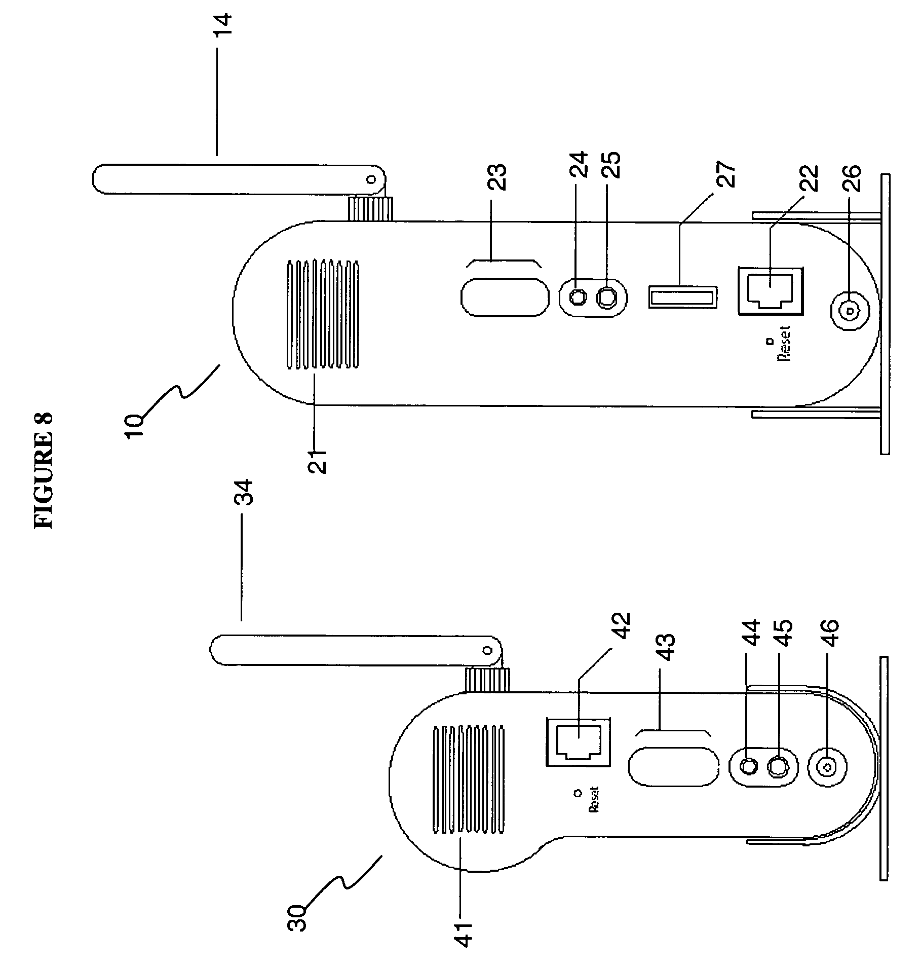 Patent US20060251259 Wireless Surveillance System