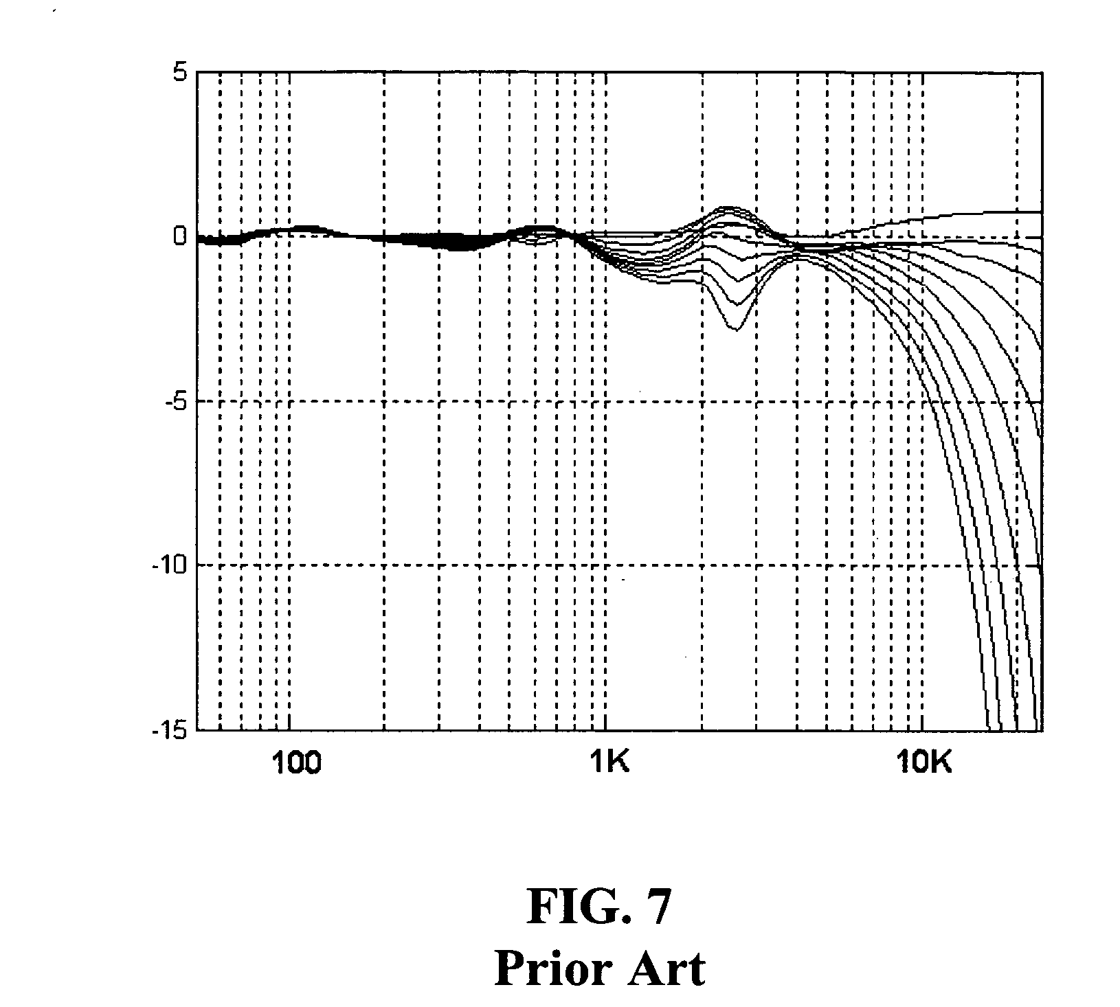 Patent Us20060251272 Loudspeaker Crossover Filter Google Patents Two Way Active With Linear Phase Response Drawing