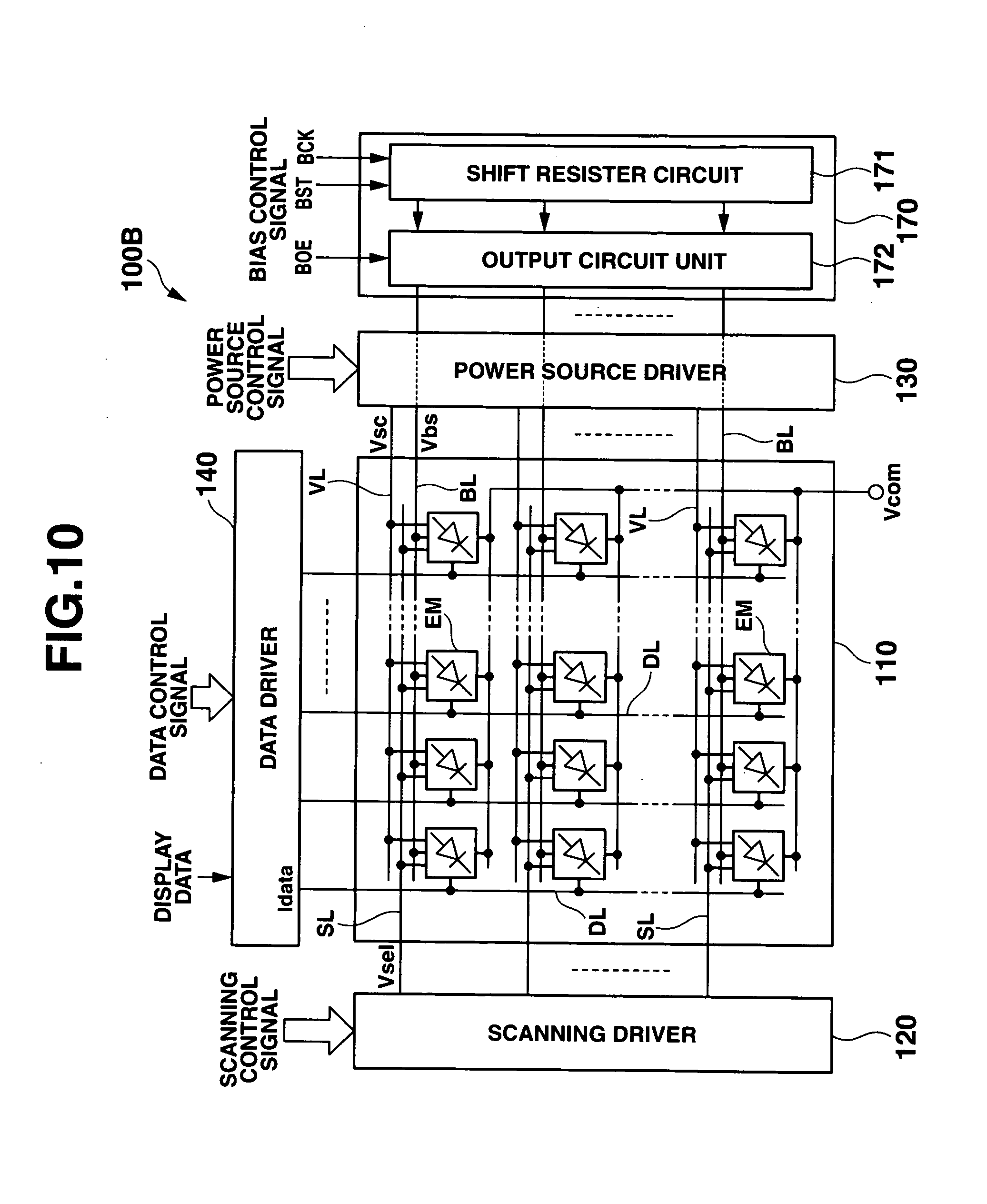 Patent US20060267886 - Display apparatus and drive control method ...