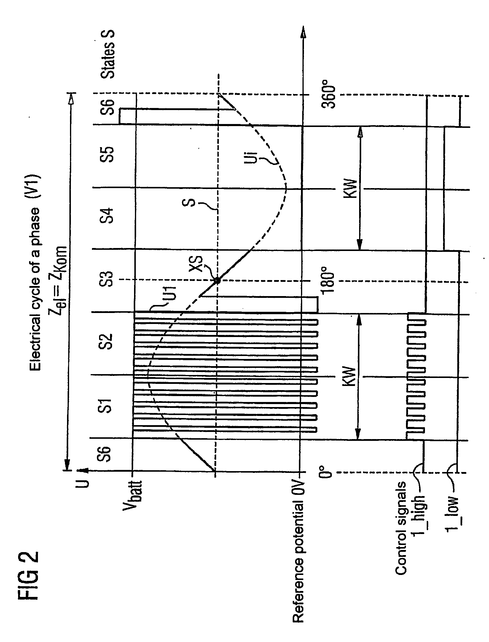 Patent Us20070040520 Circuit Arrangement And Method For North Star Brushless Capacitor Wiring Diagram Drawing