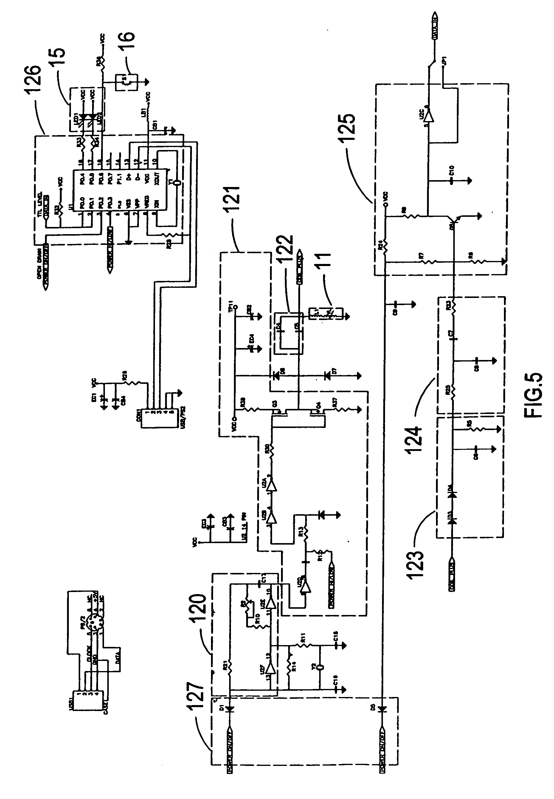 optical mou wiring diagram mack alternator wiring