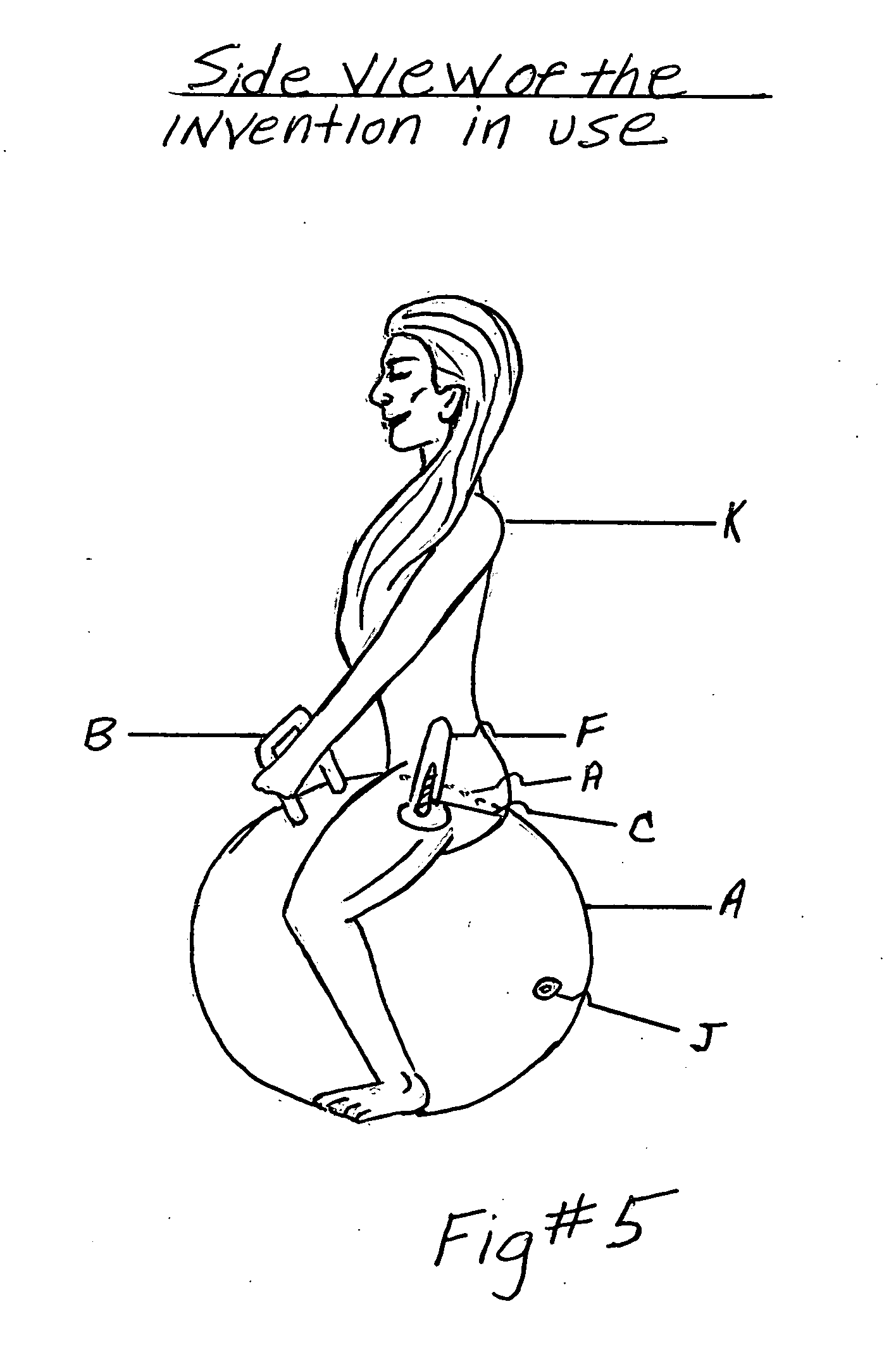 patent us20070106110 sexercise ball google patents