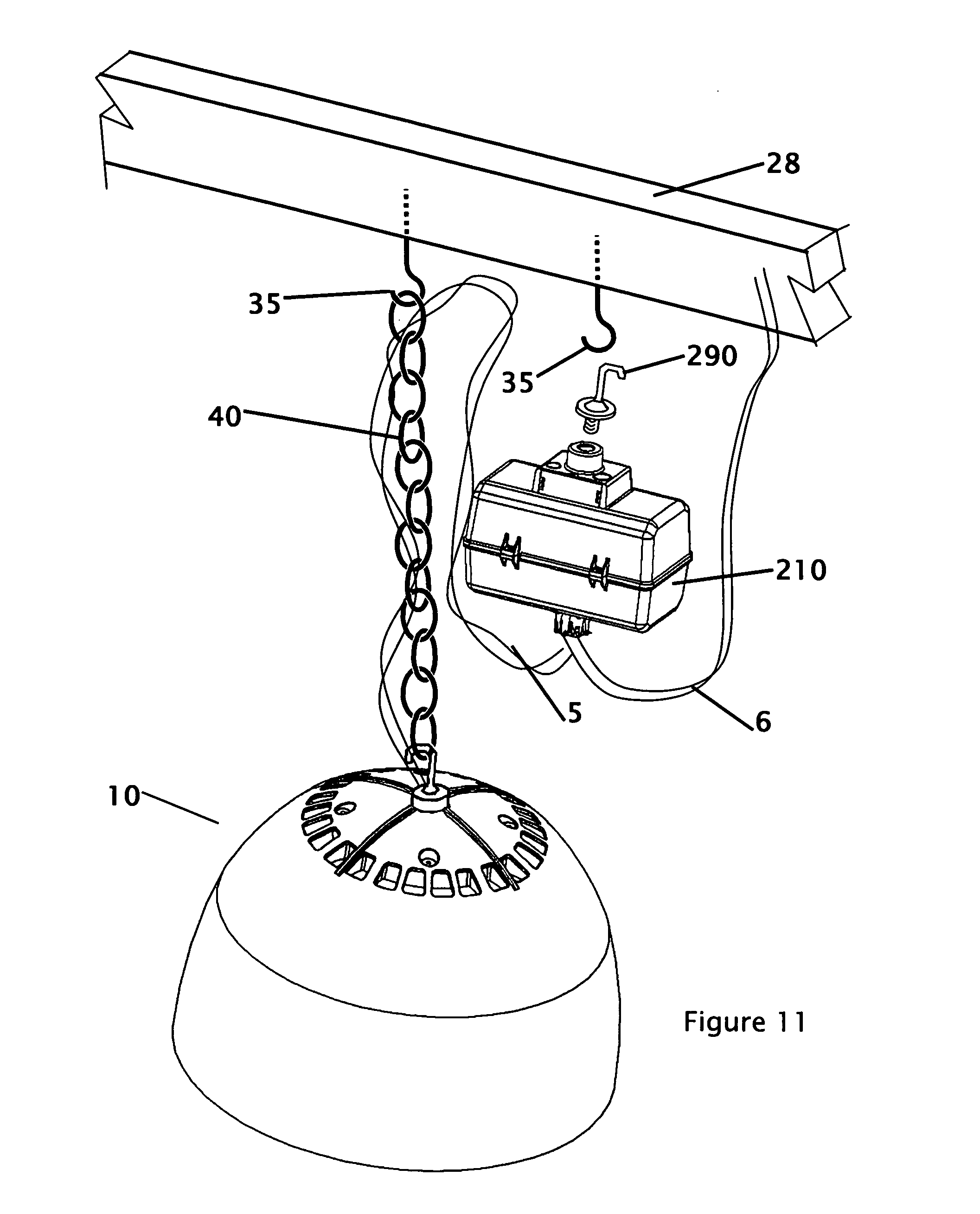 US20070115654A1 20070524 D00008 wiring light fixtures in parallel diagram wiring,Wiring Diagram Fluro Lights