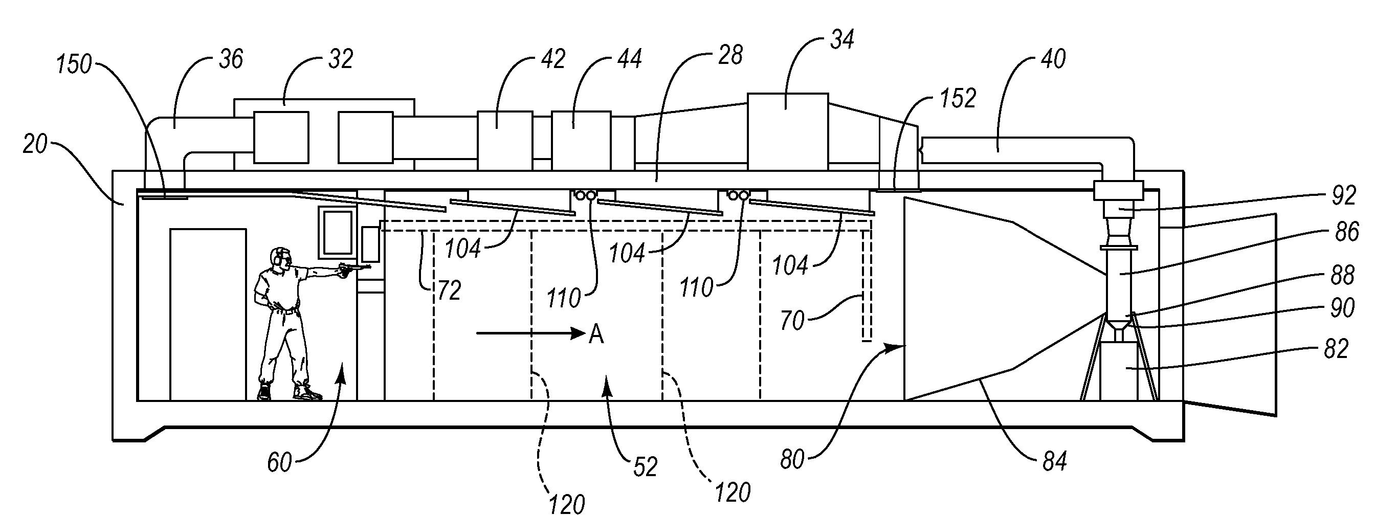 Patent US20070130845 Modular Shooting Range Google Patents