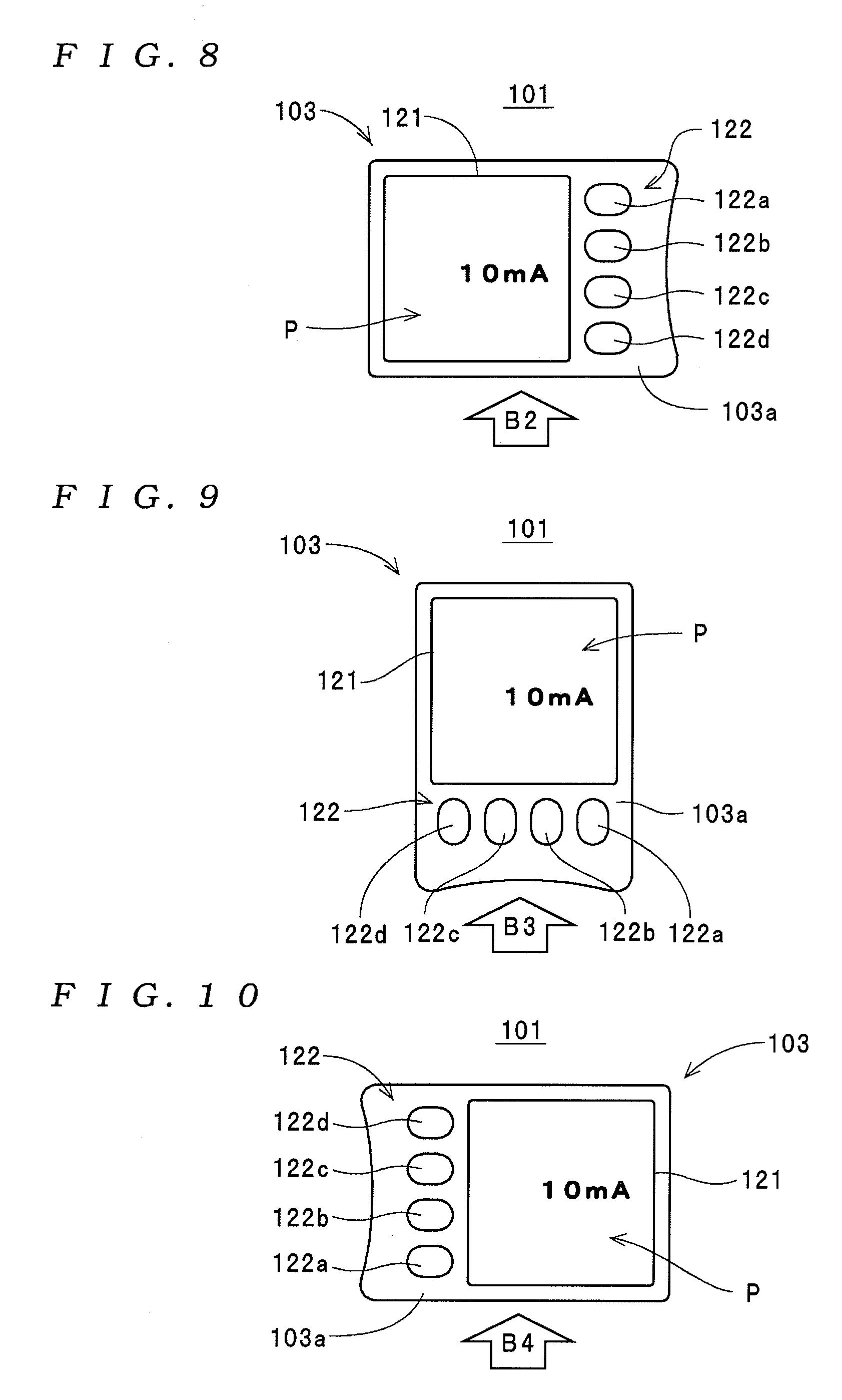 Schema Cablaggio Motore Lavatrice : Patent us  measuring apparatus google patents