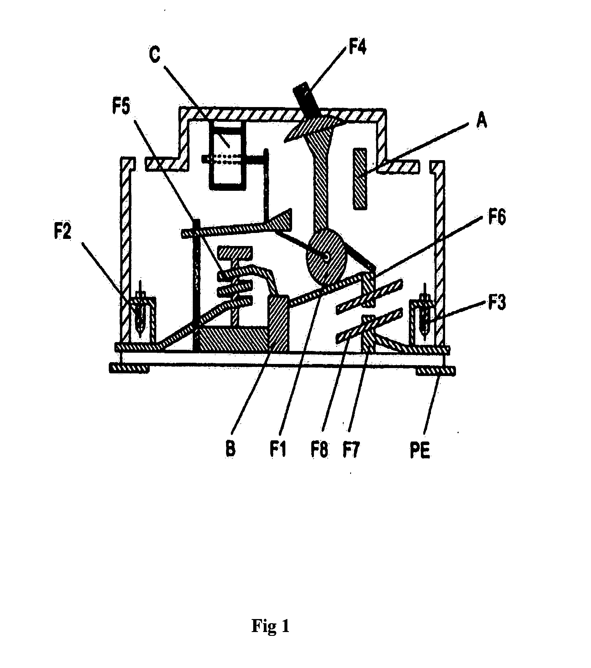 patent us20070215576 - electric shock prevention residual current circuit breaker