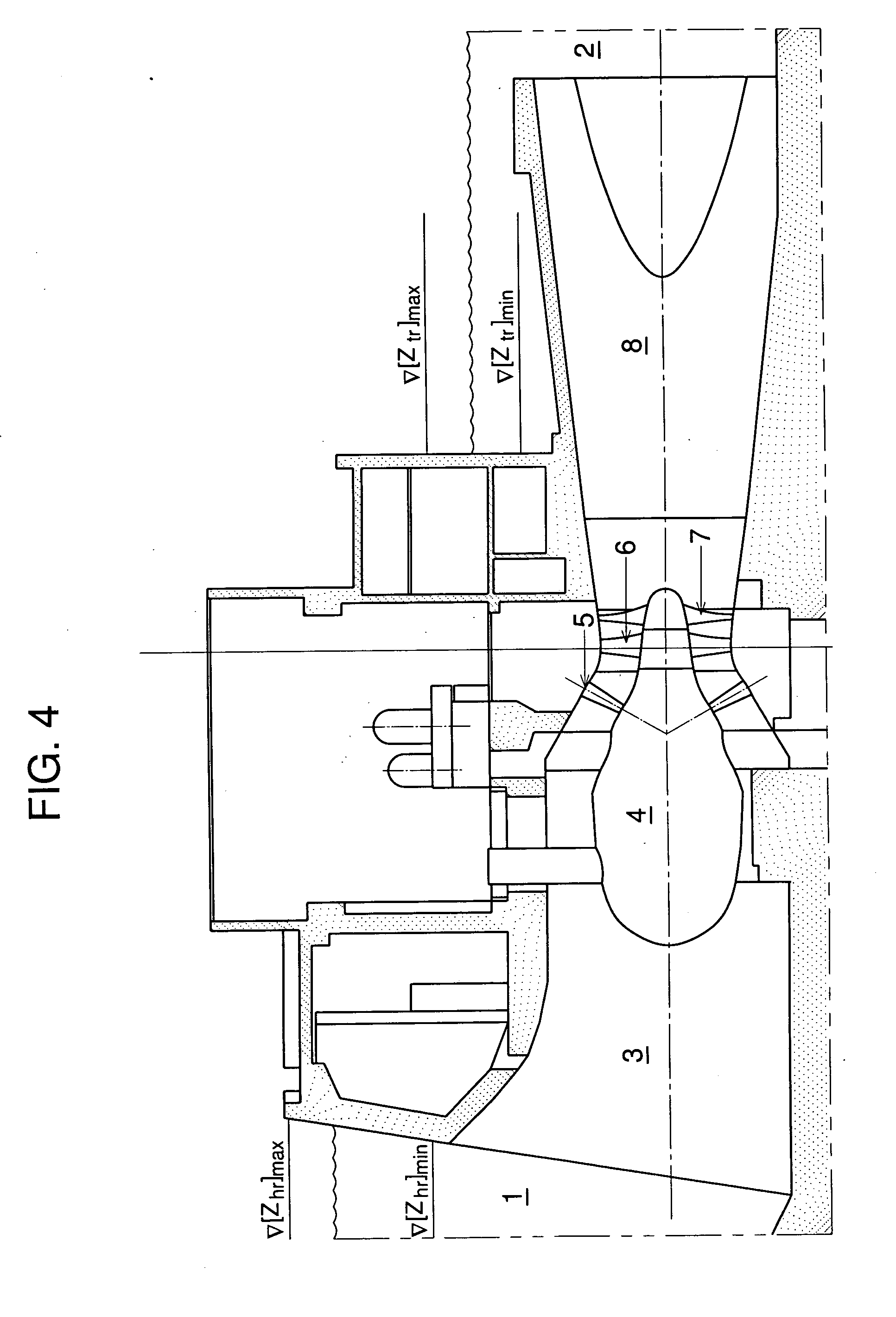 patent us20070231117 - two-way generation tidal power plant with one-way turbines