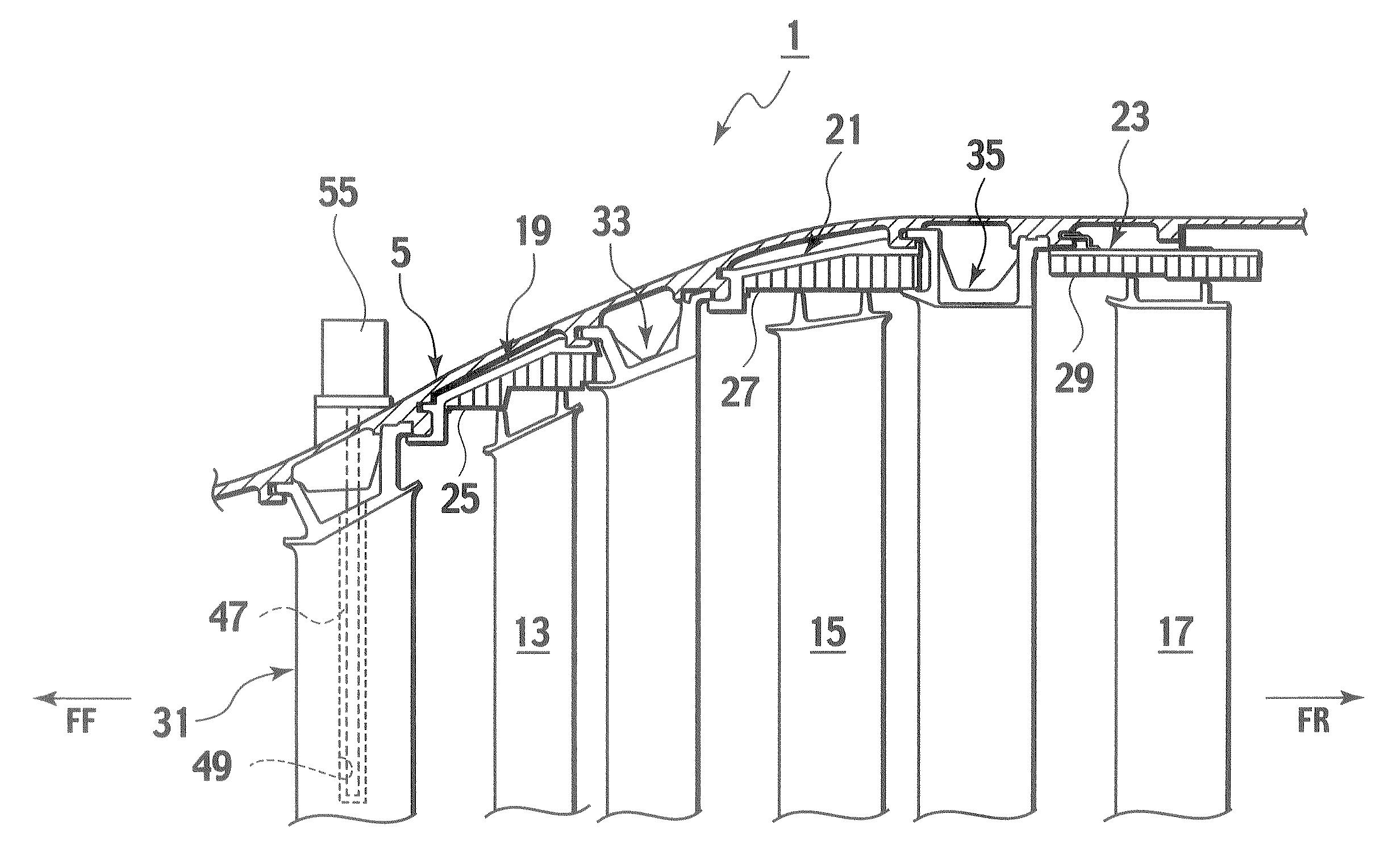 Patent US Turbine Nozzle Segment Turbine Nozzle