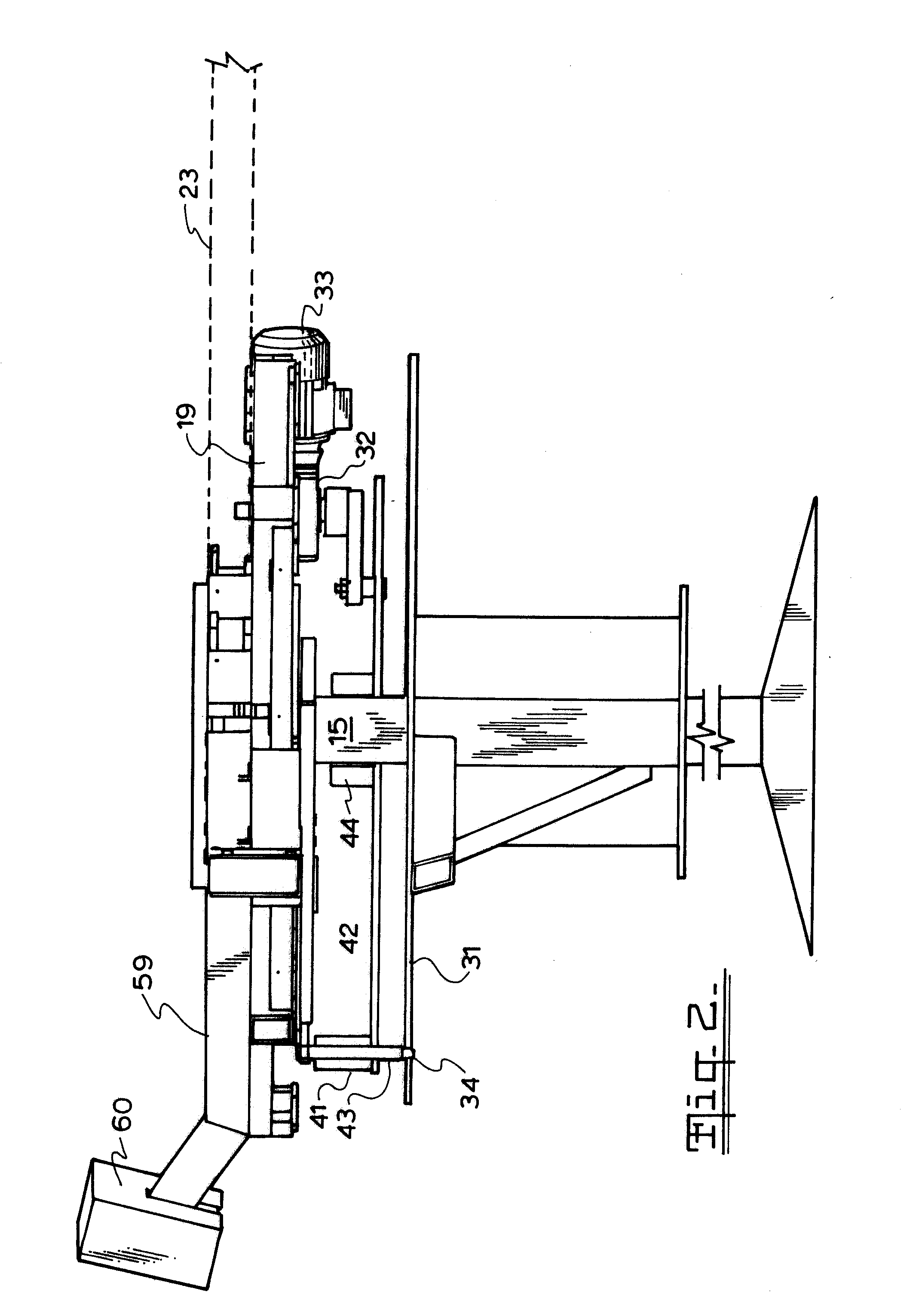 Patent Us20070240589 Rotary Screen Printing Machine Google Patents Press Diagram Year 1 And 2 Context Drawing