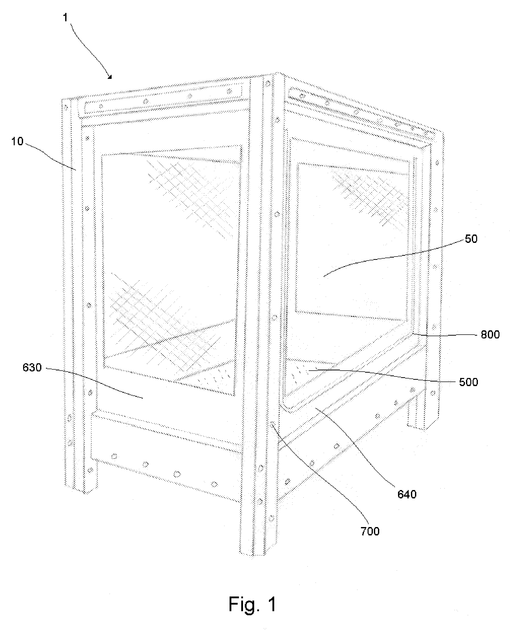Patent Us20070271698 Bed Enclosure Google Patents