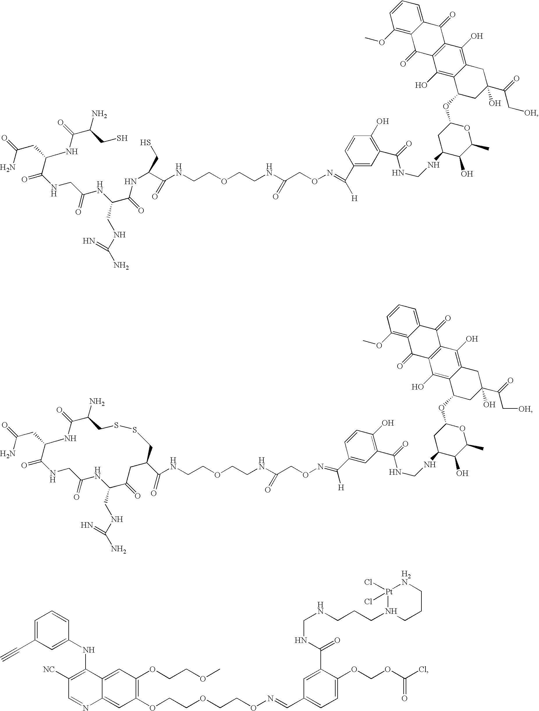 Bevacizumab dosing of cipro