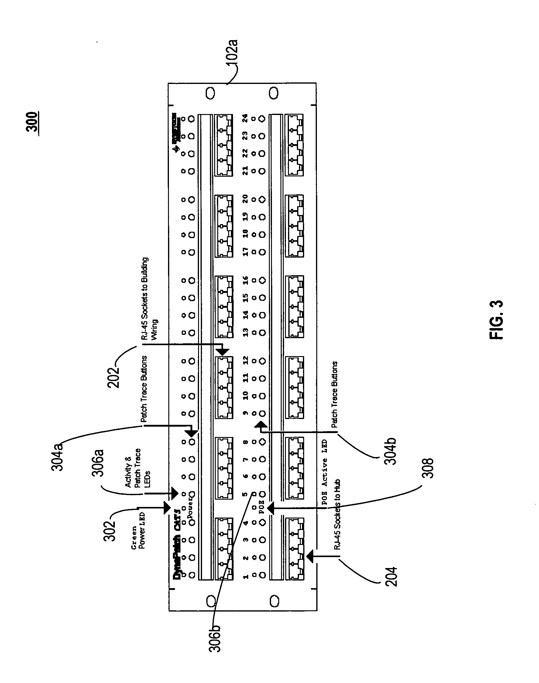 patent us20070286411 patch panel apparatus and system including patent drawing