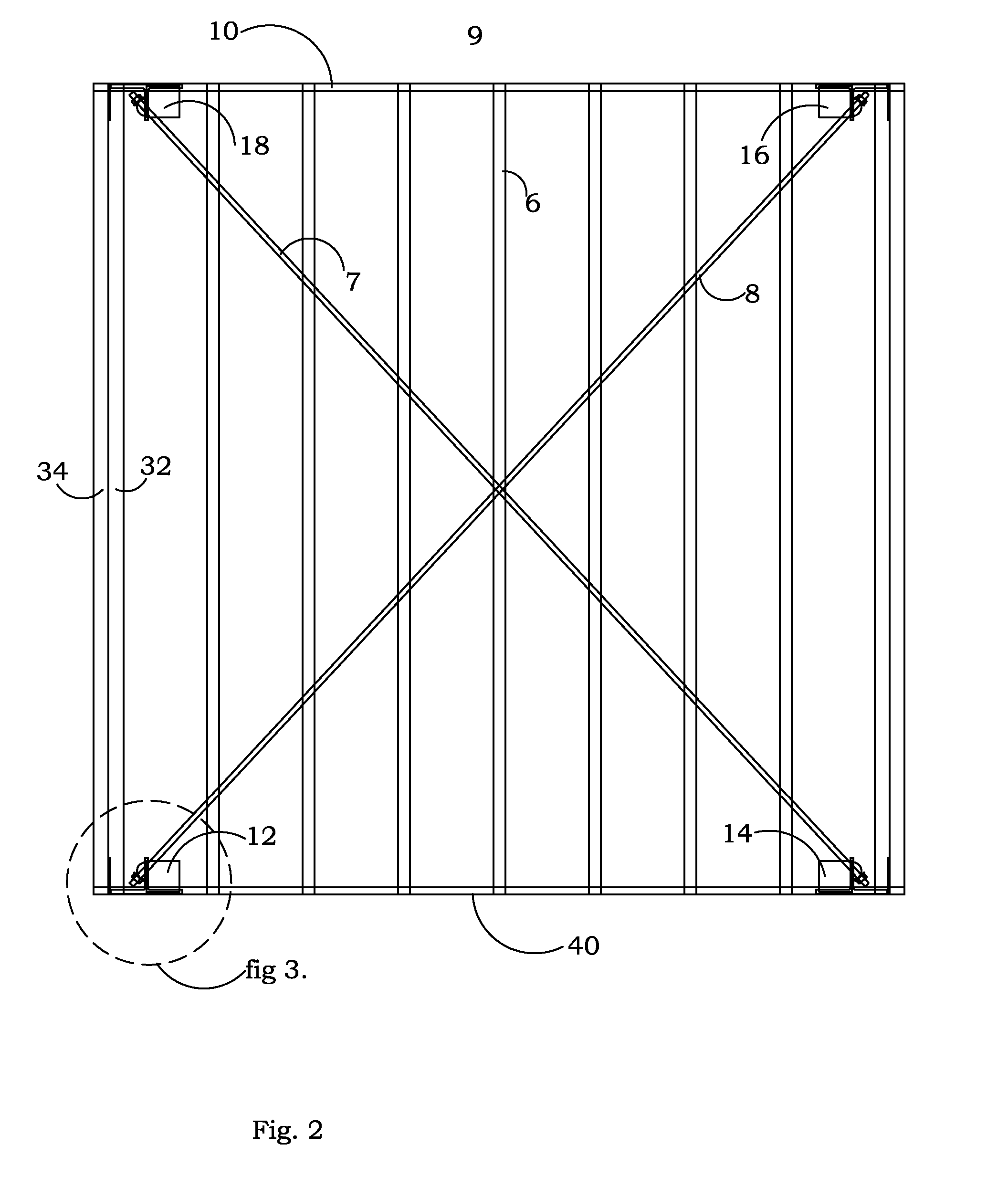 Patent US20070289230 - Bracing For Shear Wall Construction ...
