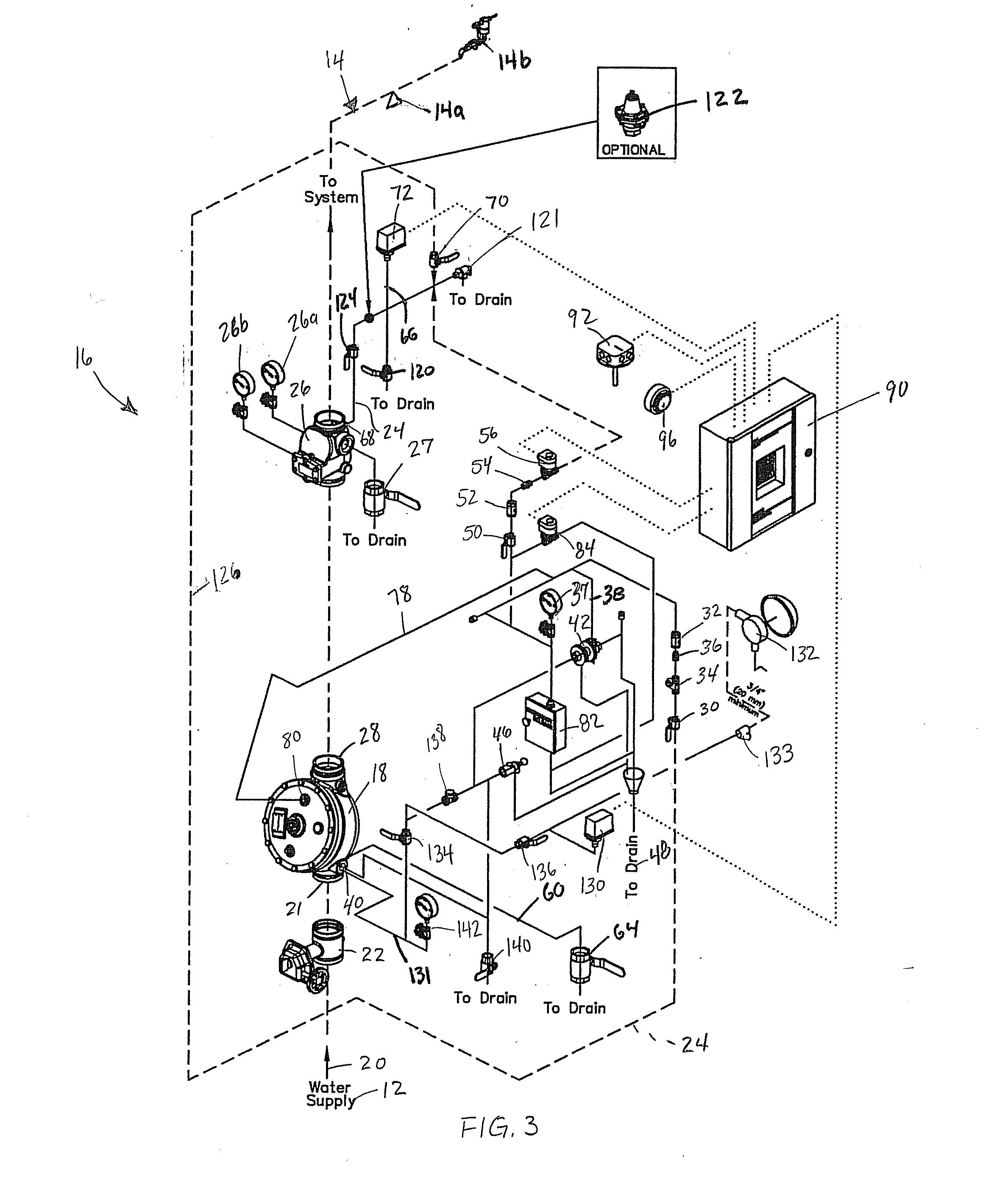 Patent US Pre primed Preaction Sprinkler System