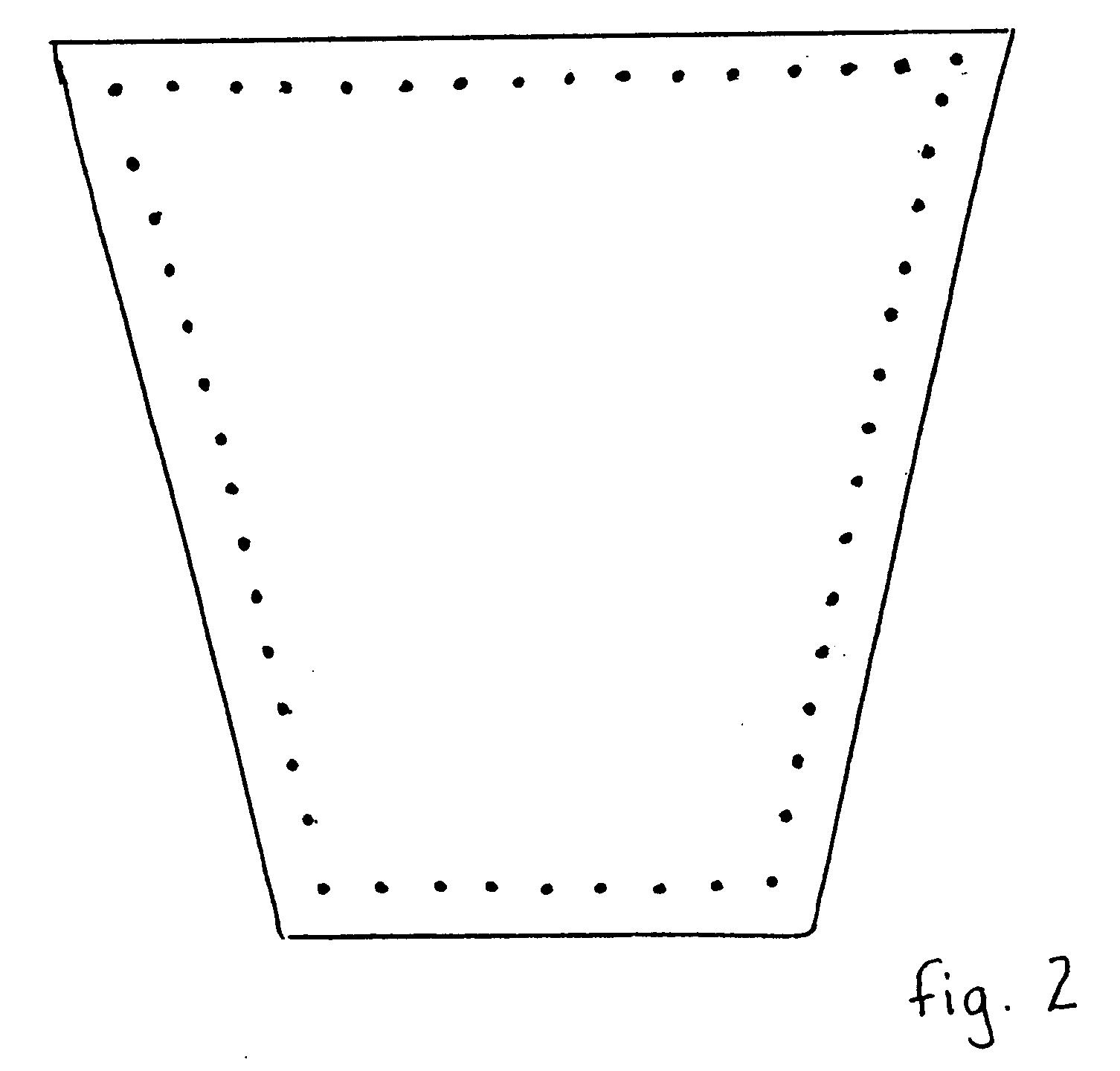 patent us20080000116 photo greeting card memento basket kit google patents. Black Bedroom Furniture Sets. Home Design Ideas