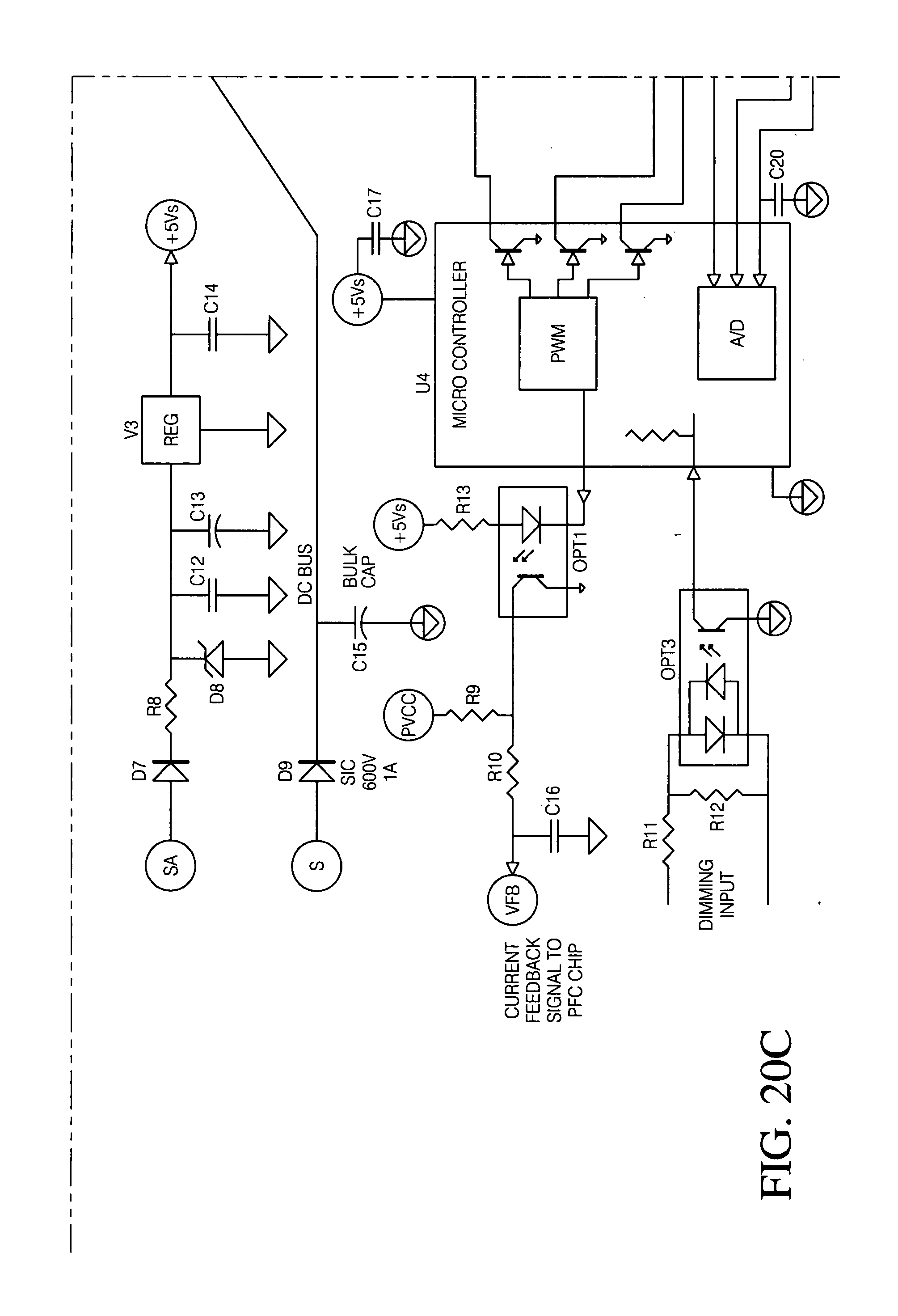 US20080018261A1 20080124 D00016 patent us20080018261 led power supply with options for dimming  at virtualis.co