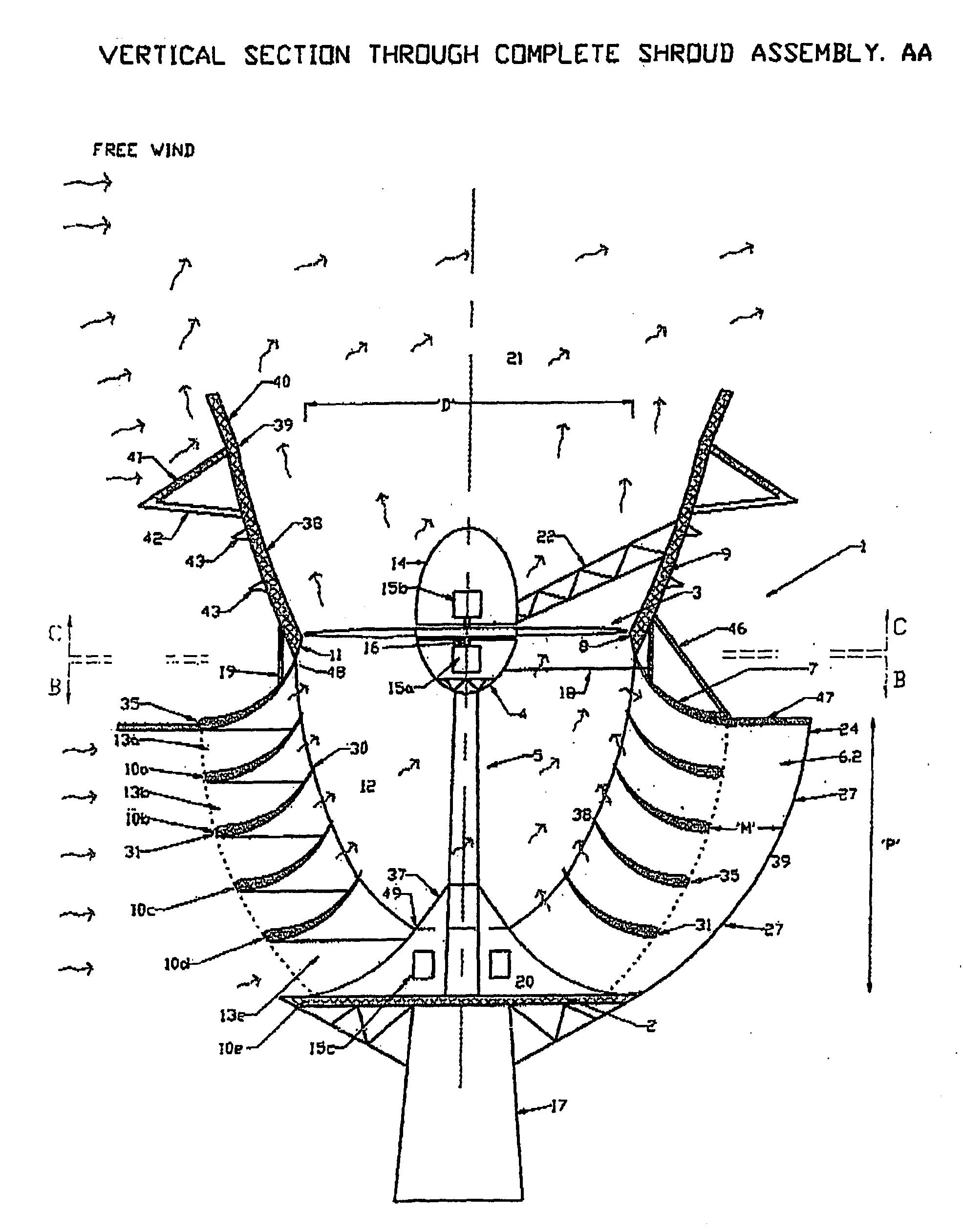 patent us20080023964 - omni-directional wind turbine