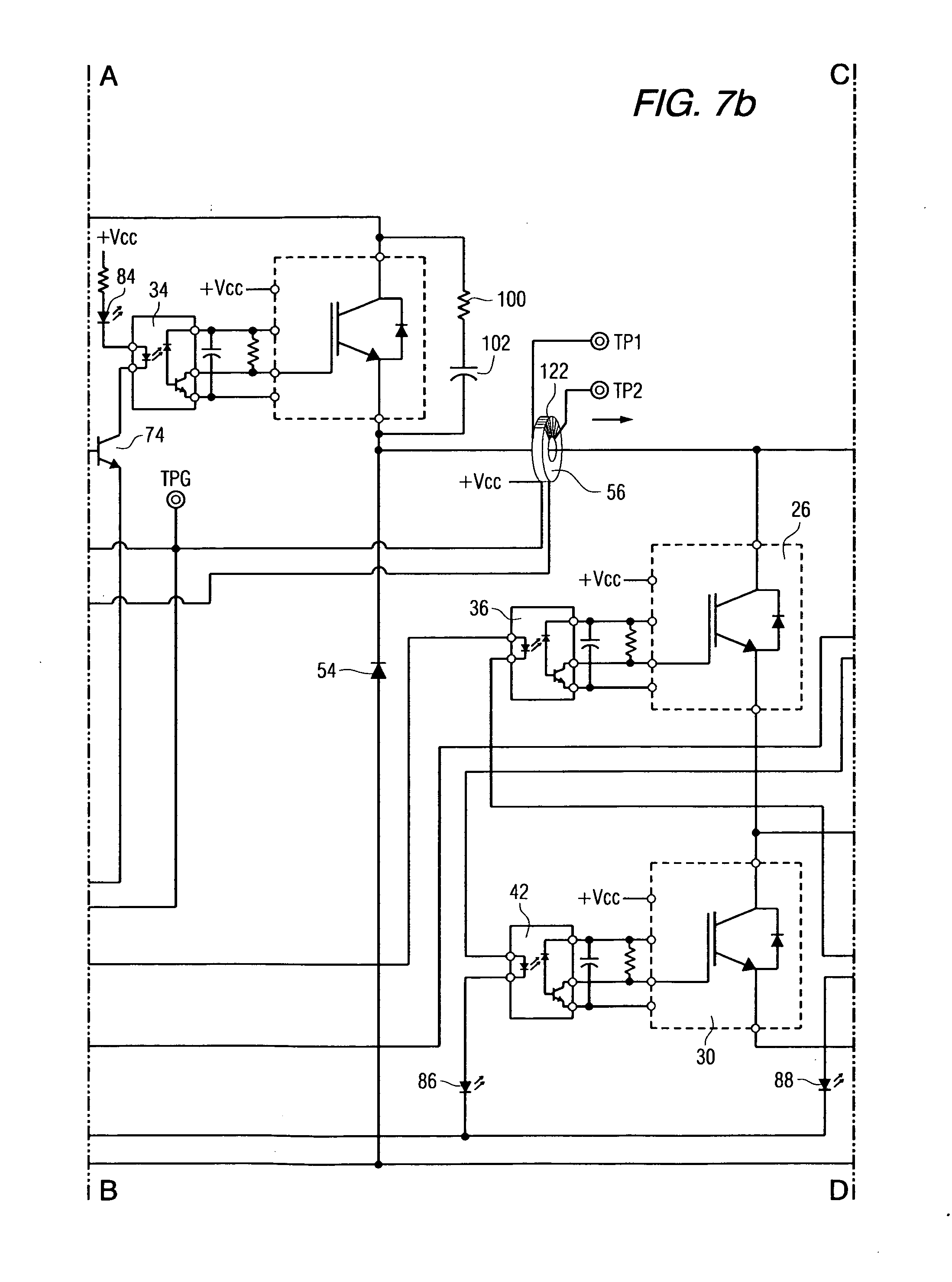 Patent us20080054831 current limiting dc motor starter circuit patent drawing asfbconference2016 Choice Image