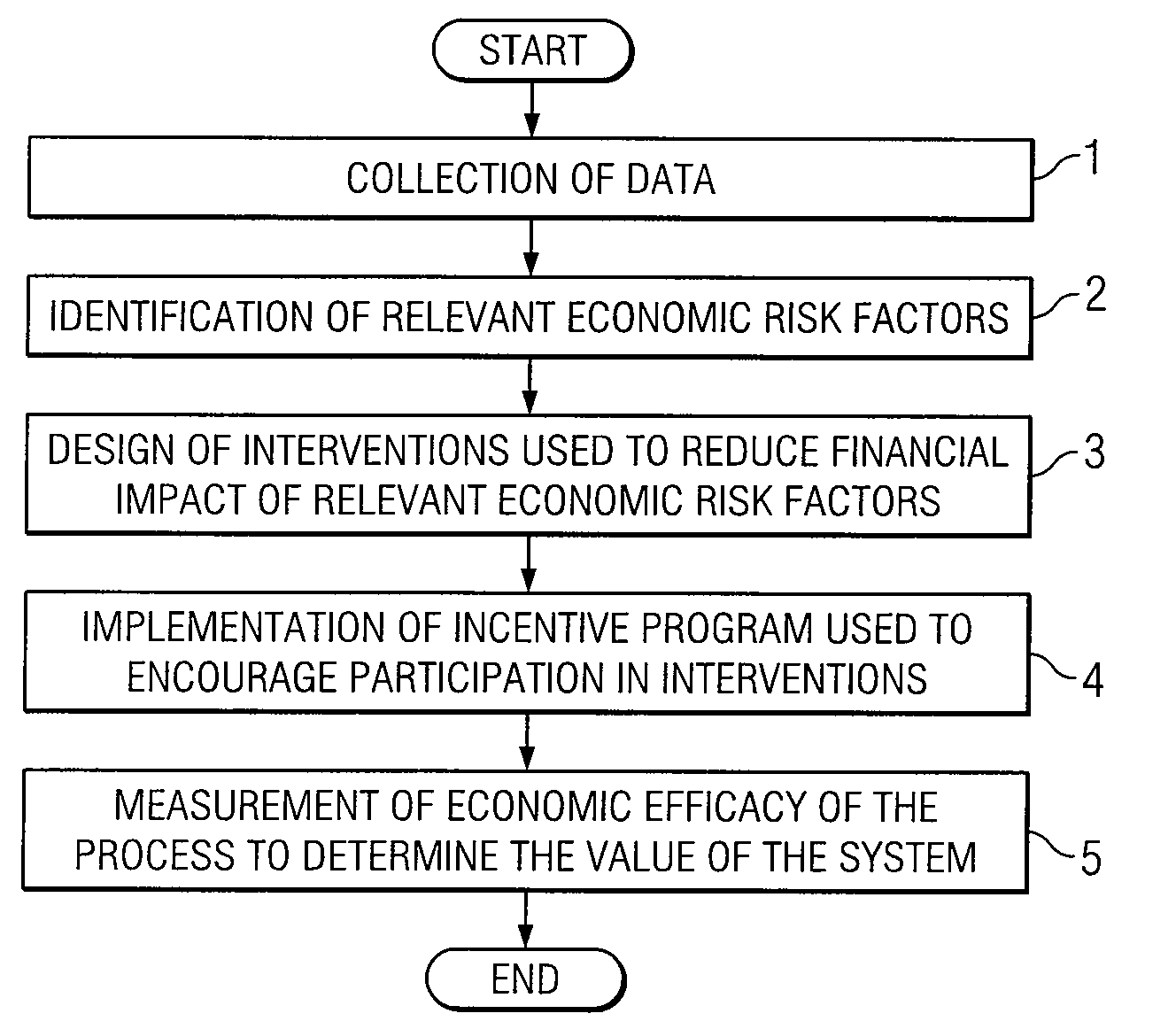 Patent US20080086325 - System and method for managing health risks ...