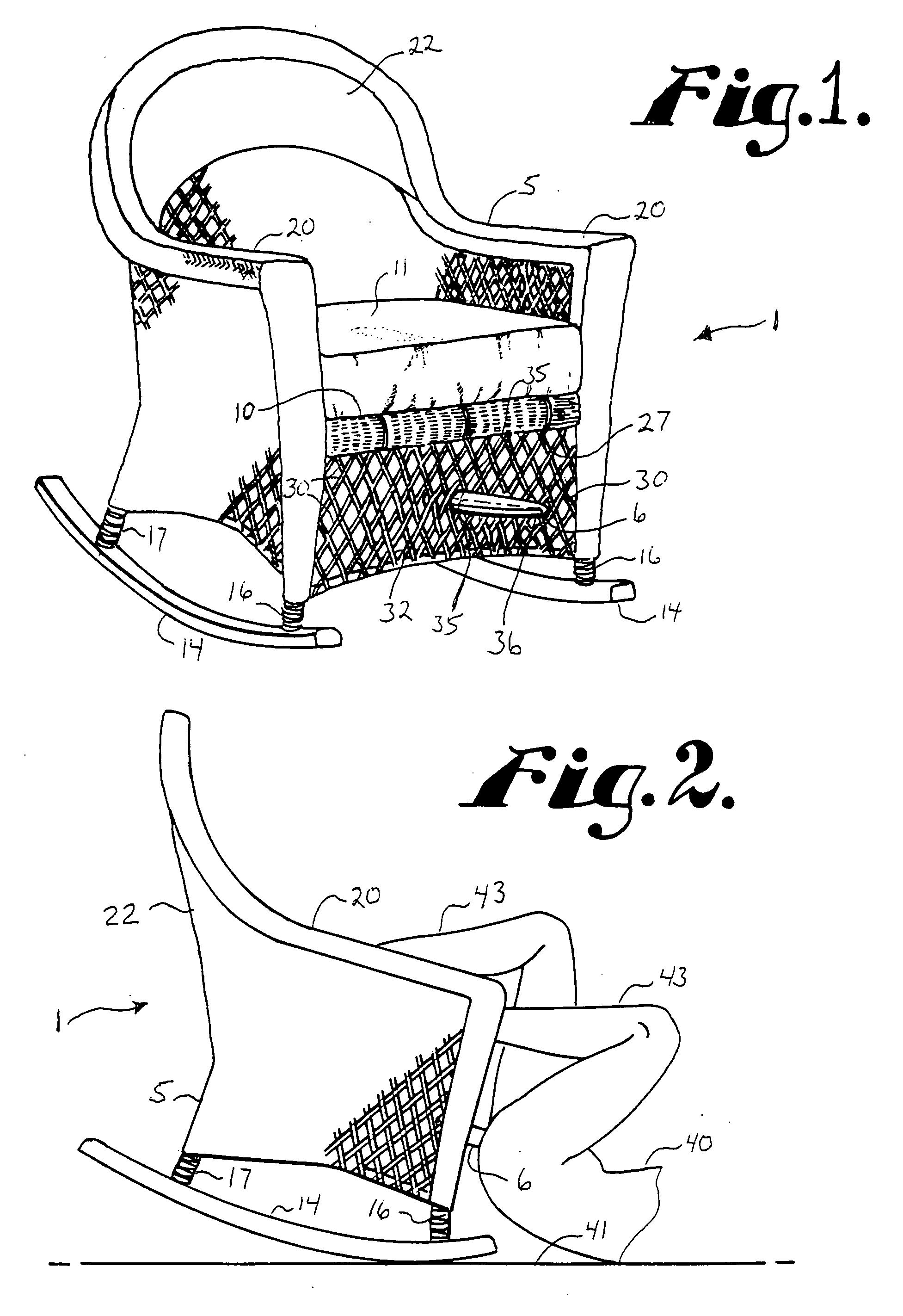 Patent US Rocker apparatus Google Patents