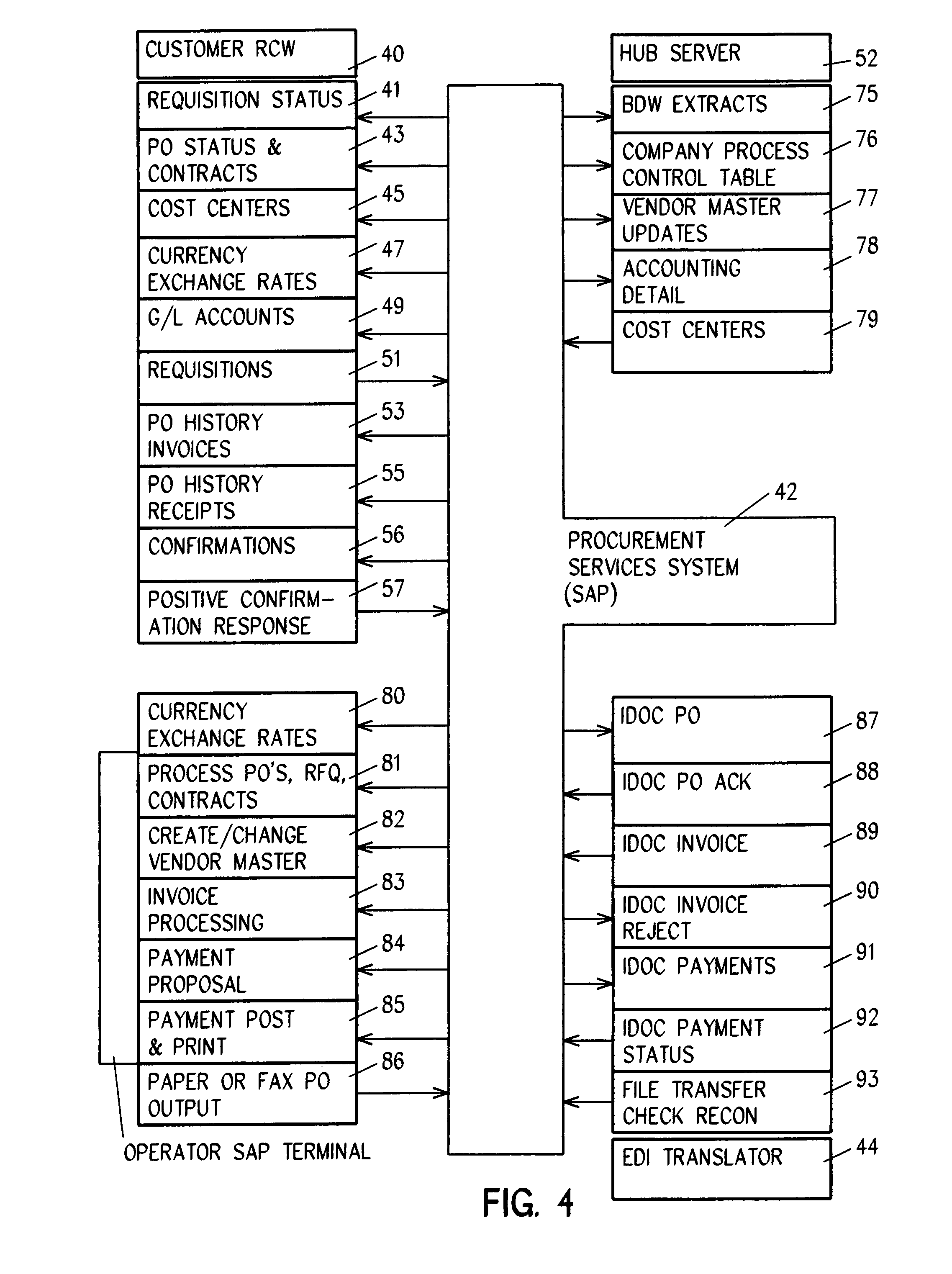 Receipt Of Goods Template Pdf Patent Us  System And Method For Invoice Imaging  Vehicle Sales Receipt Template Word with Invoice Meaning Word Patent Drawing The Commercial Invoice Word