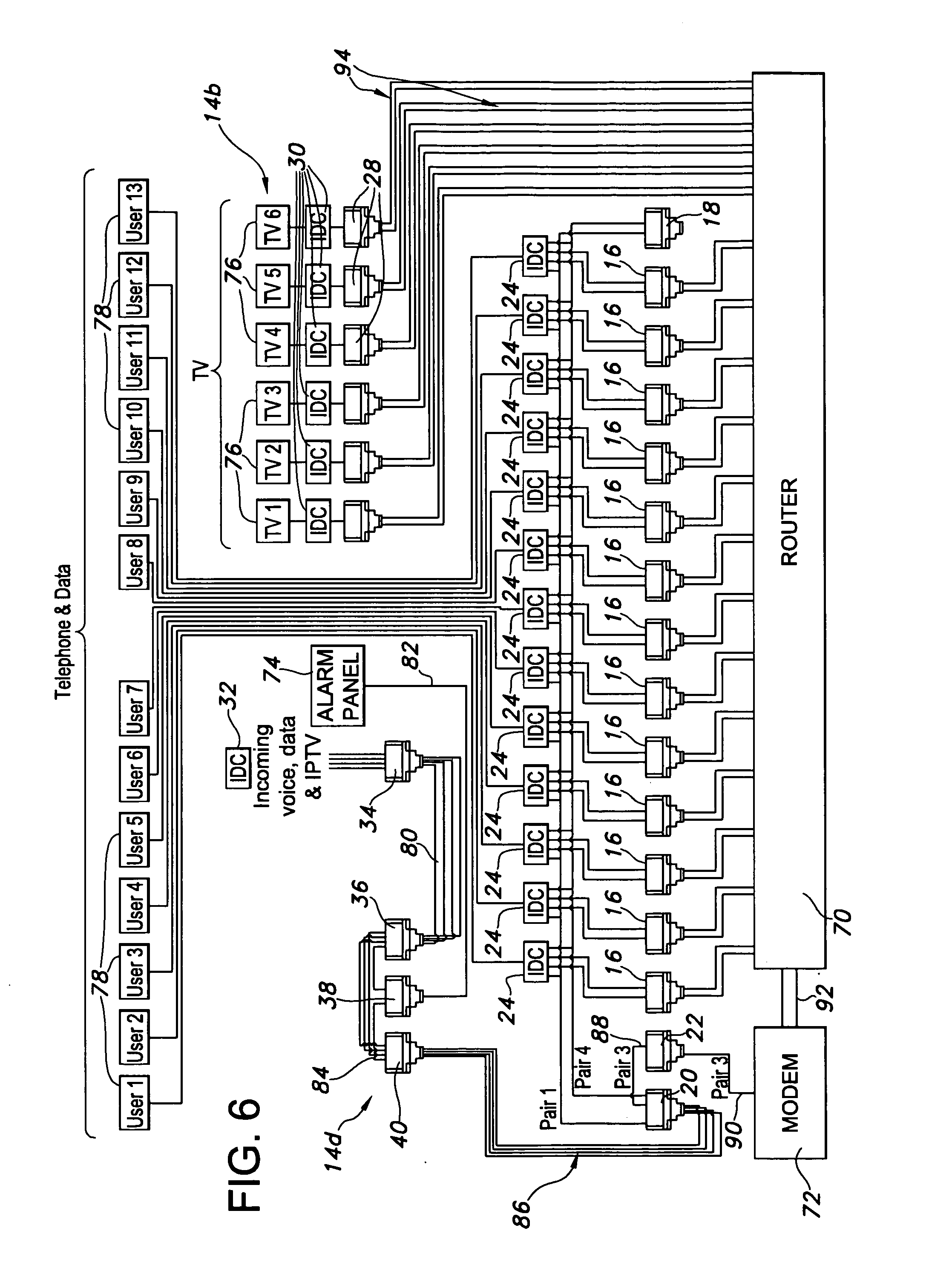 Ethernet Plug Wiring Schematic Relay Bridge Diagram Standard On Radio Standards