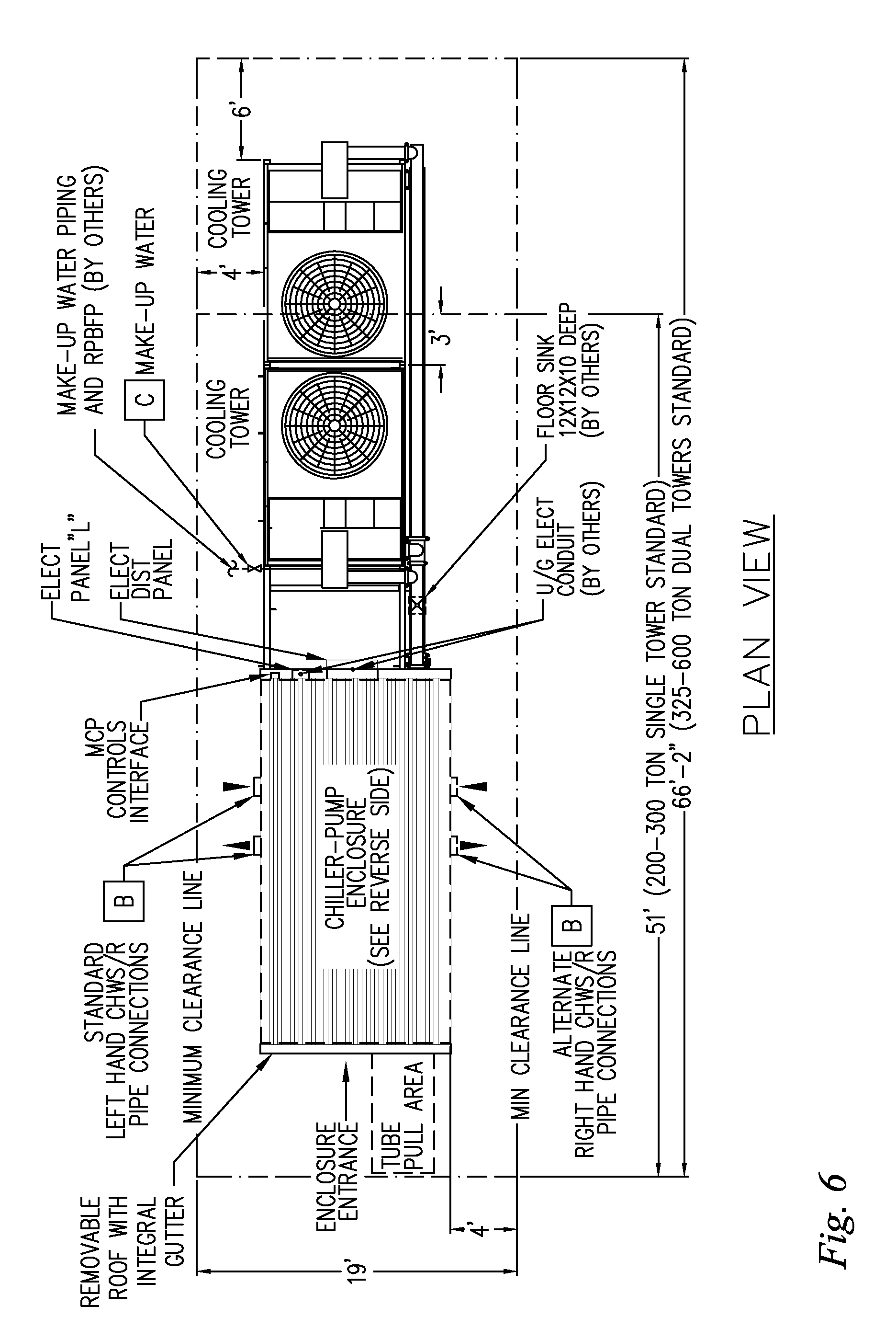 patent us20080127662 - method  system  and apparatus for modular central plant