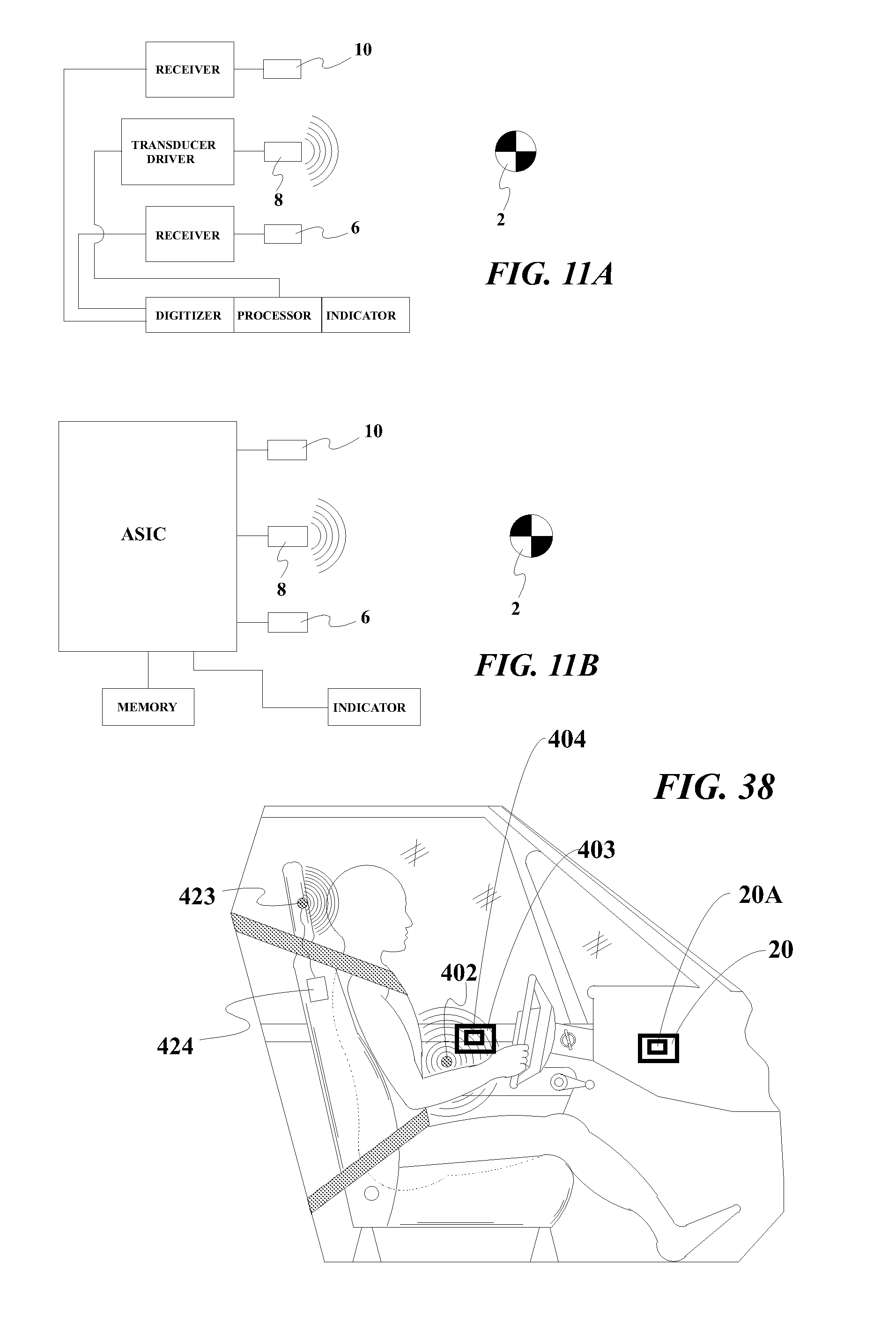 Patent Us20080143085 Vehicular Occupant Sensing Techniques Threads Have Dead Links Toyota 22re Coolant Lines Schematic Drawing