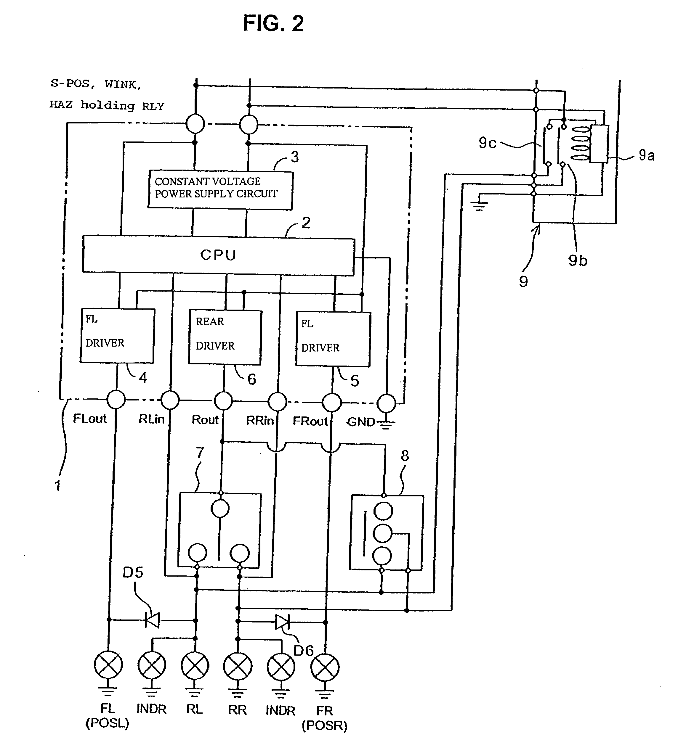 Patent US20080150708 Lighting system for vehicle and vehicle – Lifan 140 Wiring-diagram