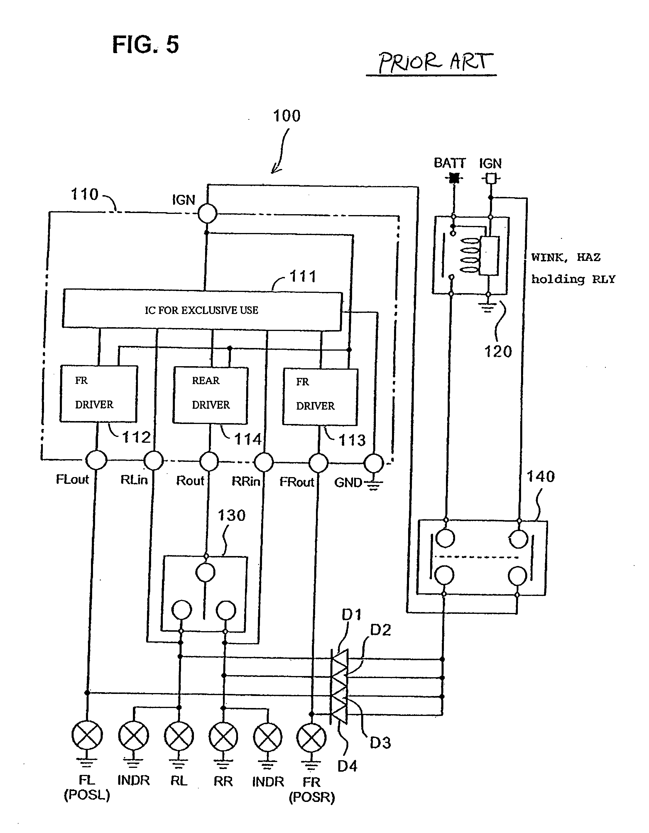 indak ignition switch wiring diagram   36 wiring diagram images