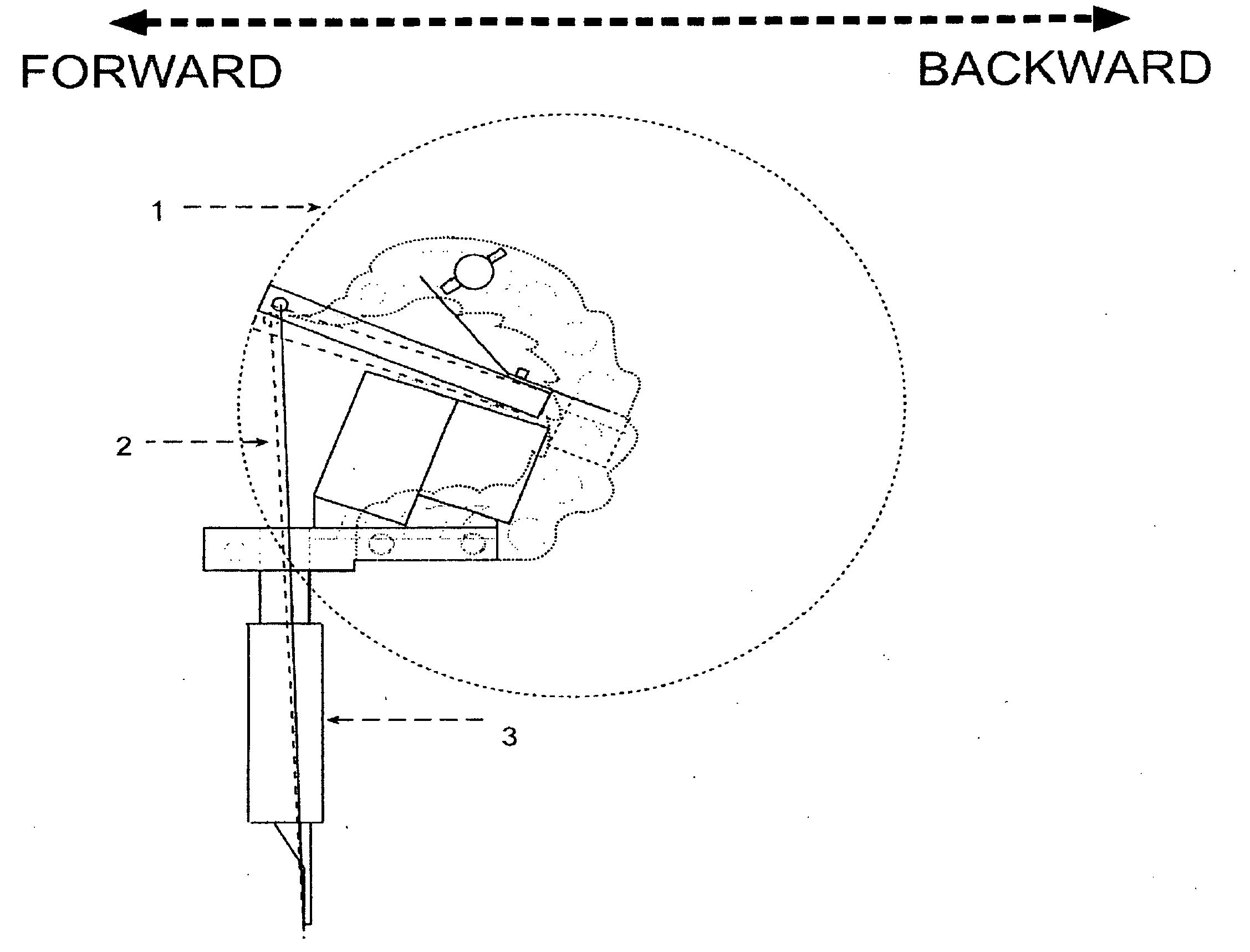 brevet us20080200942 - oblique tattoo machine