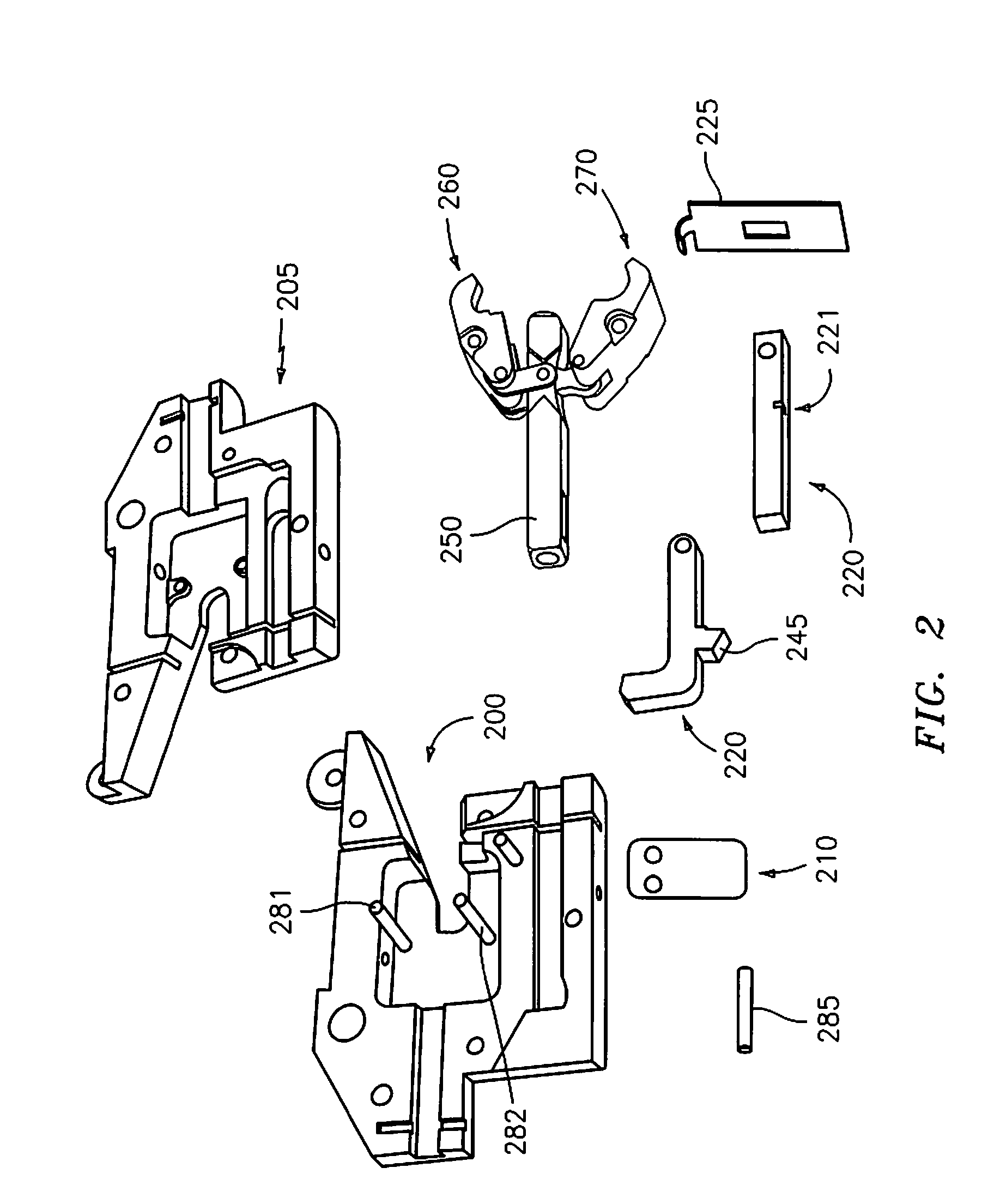 Door Latch Mechanism Diagram as well Archeryessentials furthermore US8069602 further pound Crossbow Mechanism furthermore US20080202487. on crossbow trigger mechanism diagram