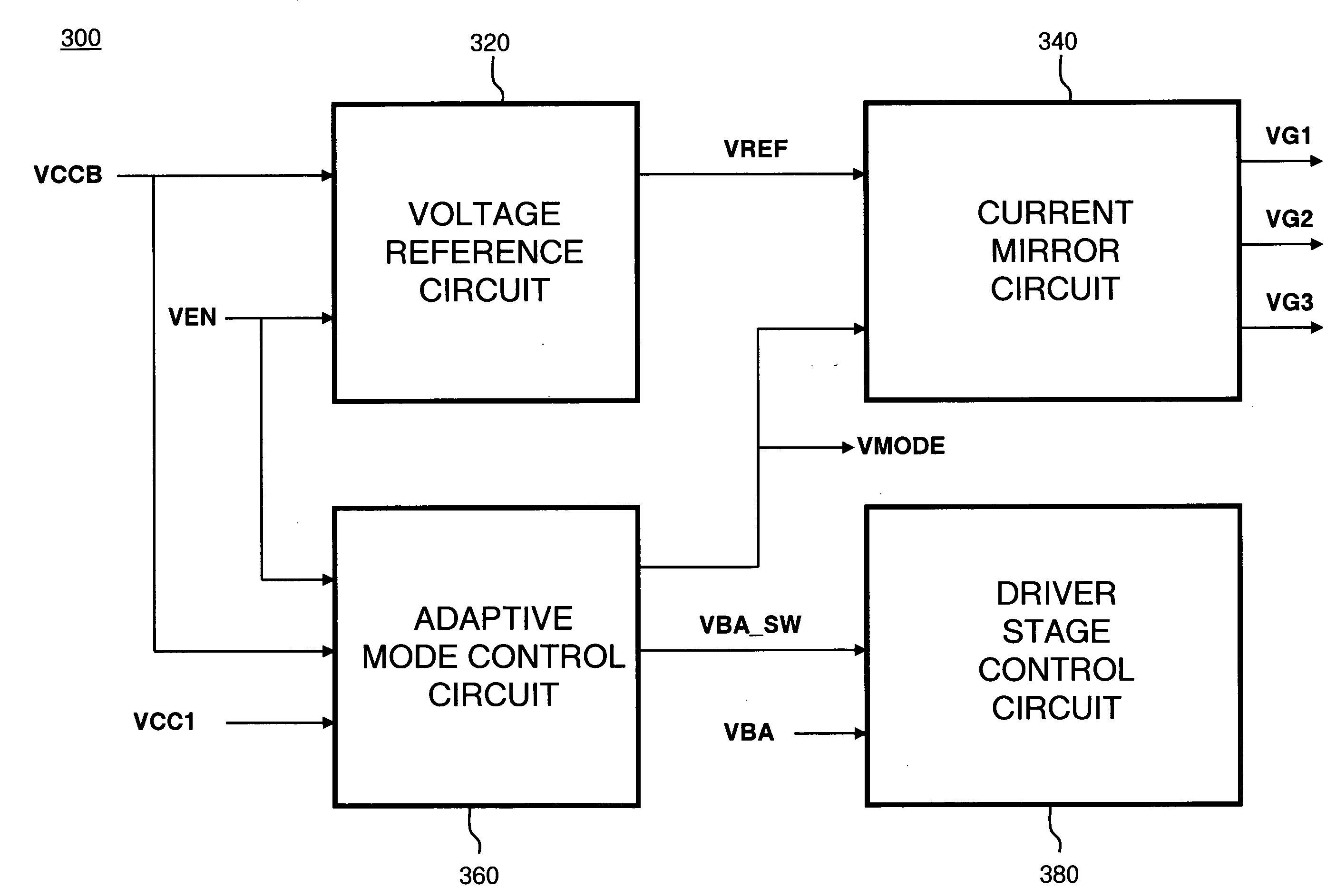 Patent Us20080204145 Bias Control Circuit And Method Of V F Block Diagram Drawing