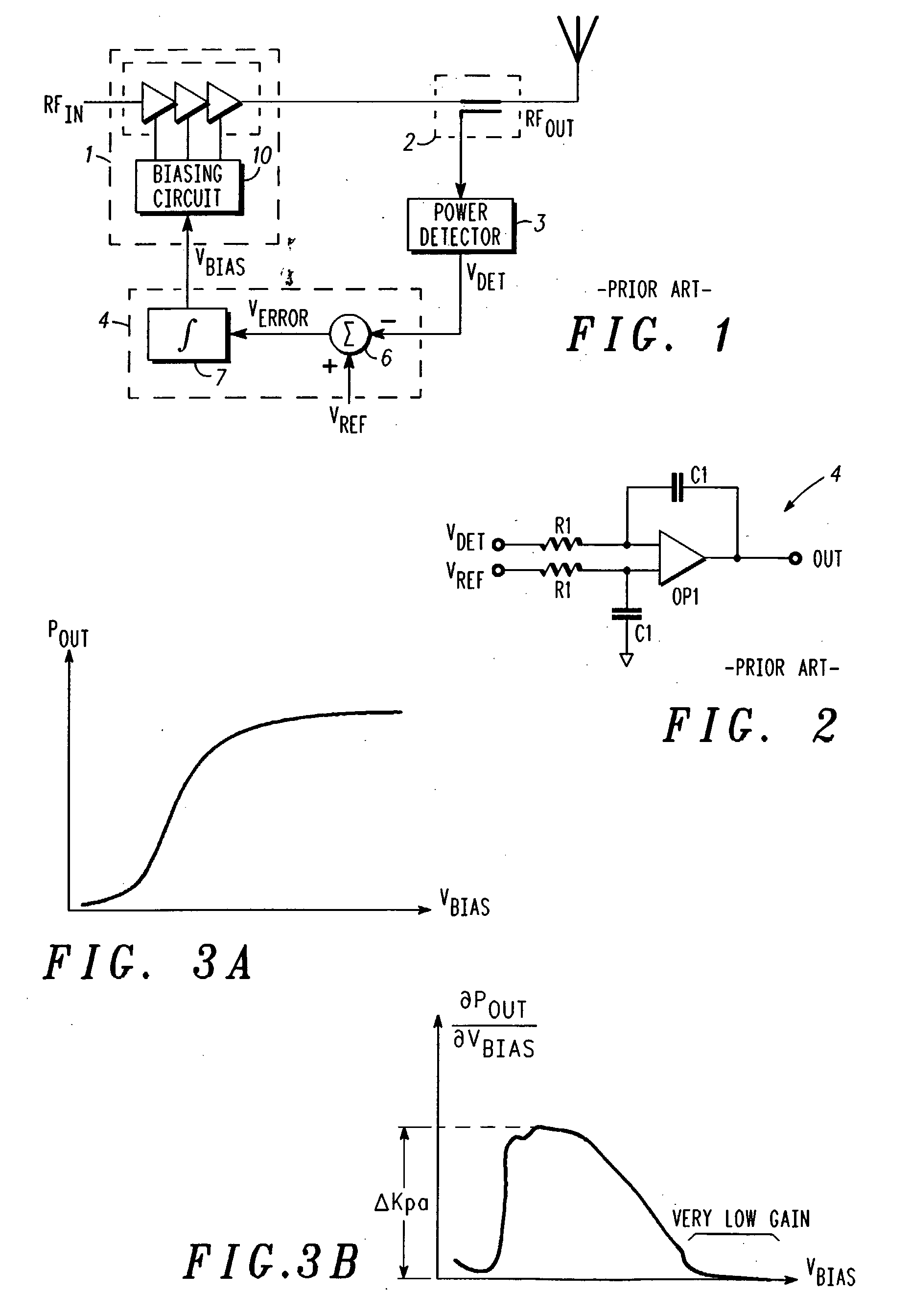 Patent Us20080211575 Loop Gain Equalizer For Rf Power Amplifier And Phase Transfer Functions A Passive Integrator Circuit Drawing
