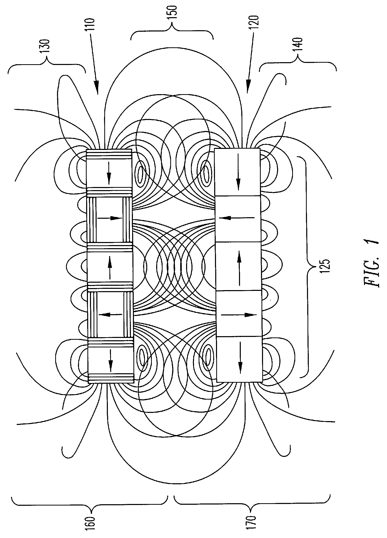 Patent Us20080224557 Electric Motor With Halbach Arrays