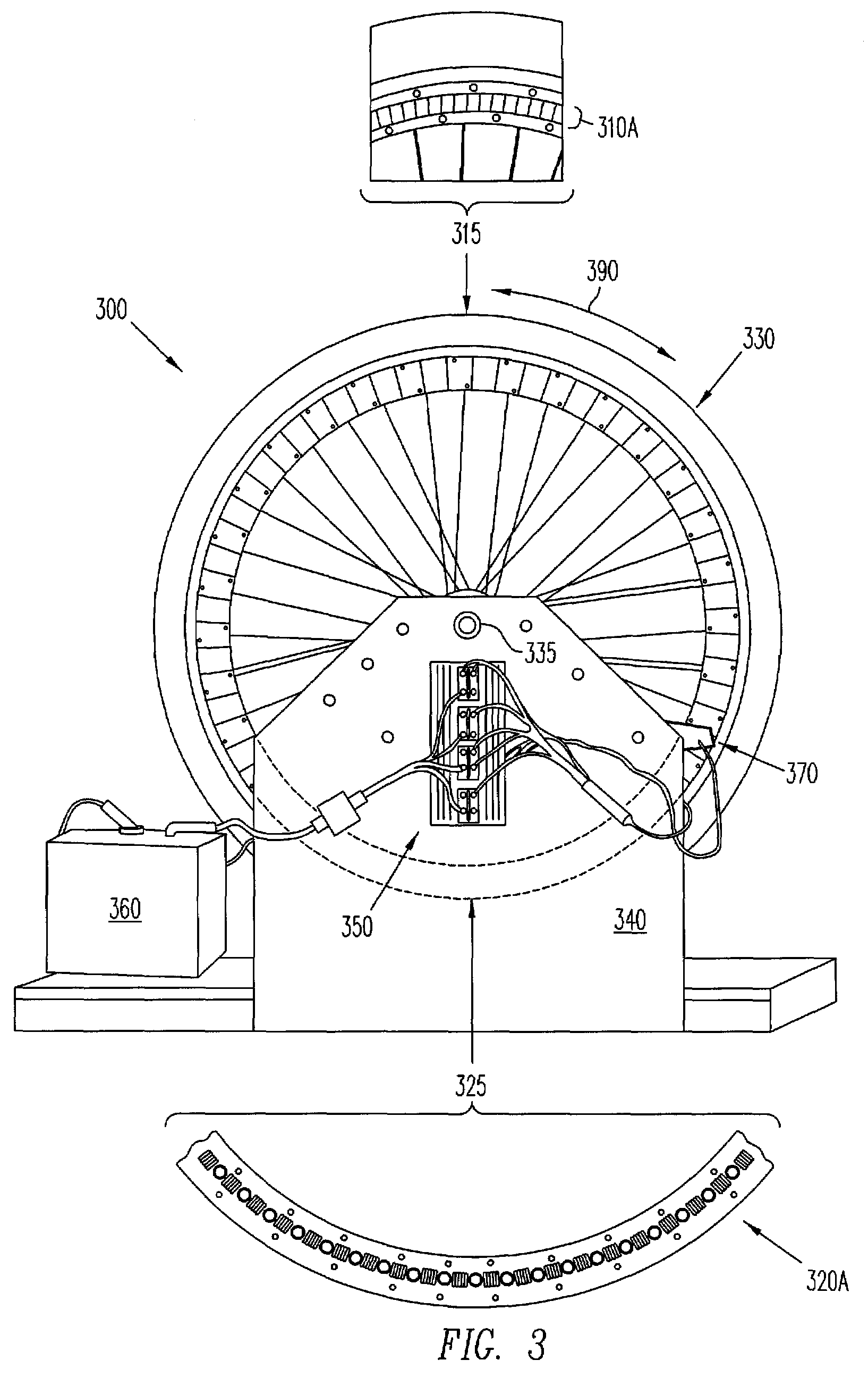 Patent us20080224557 electric motor with halbach arrays for Halbach array motor generator
