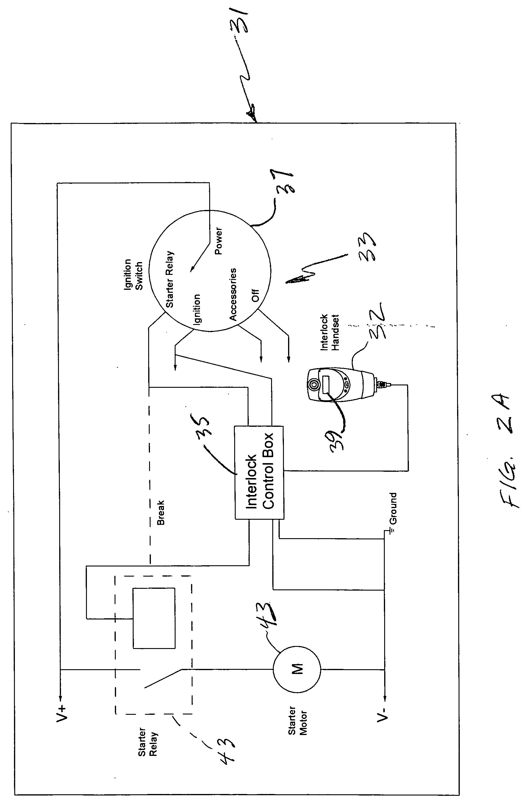 Patent Us20080227466 - Modular Gps System For Breathalyzer Interlock
