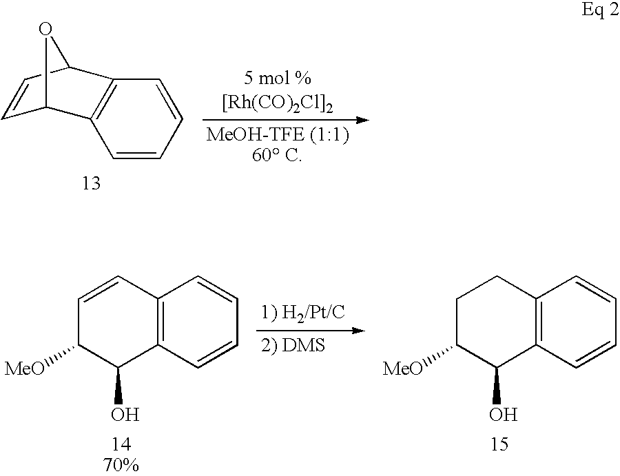 asymmetric epoxidation of dihydronaphthalene with a Threitol-strapped manganese porphyrins as enantioselective epoxidation  up to 88% ee is obtained in the epoxidation of 1,2-dihydronaphthalene  epoxidation.