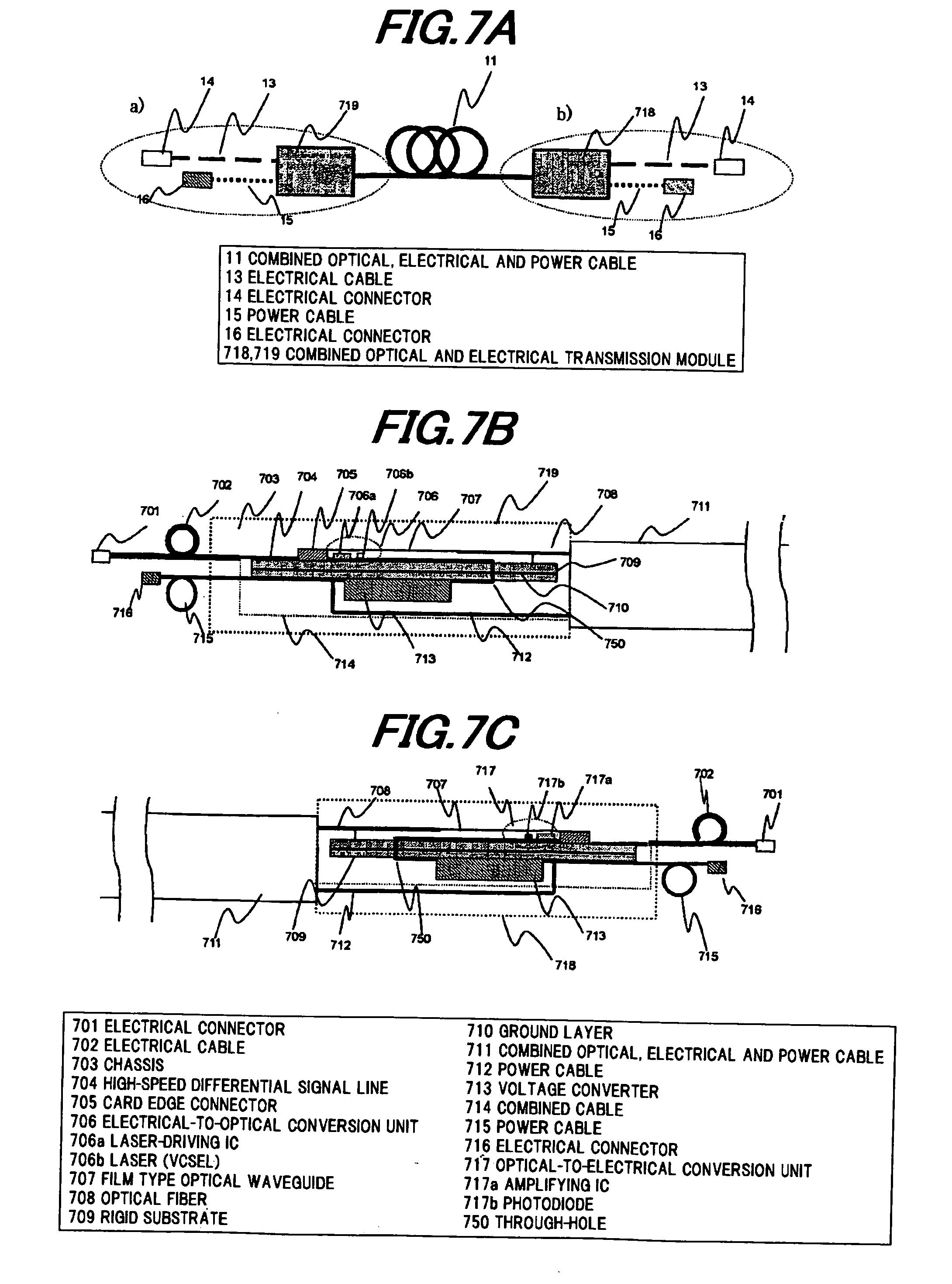Patent US20080310848 - Combined optical and electrical transmission ...