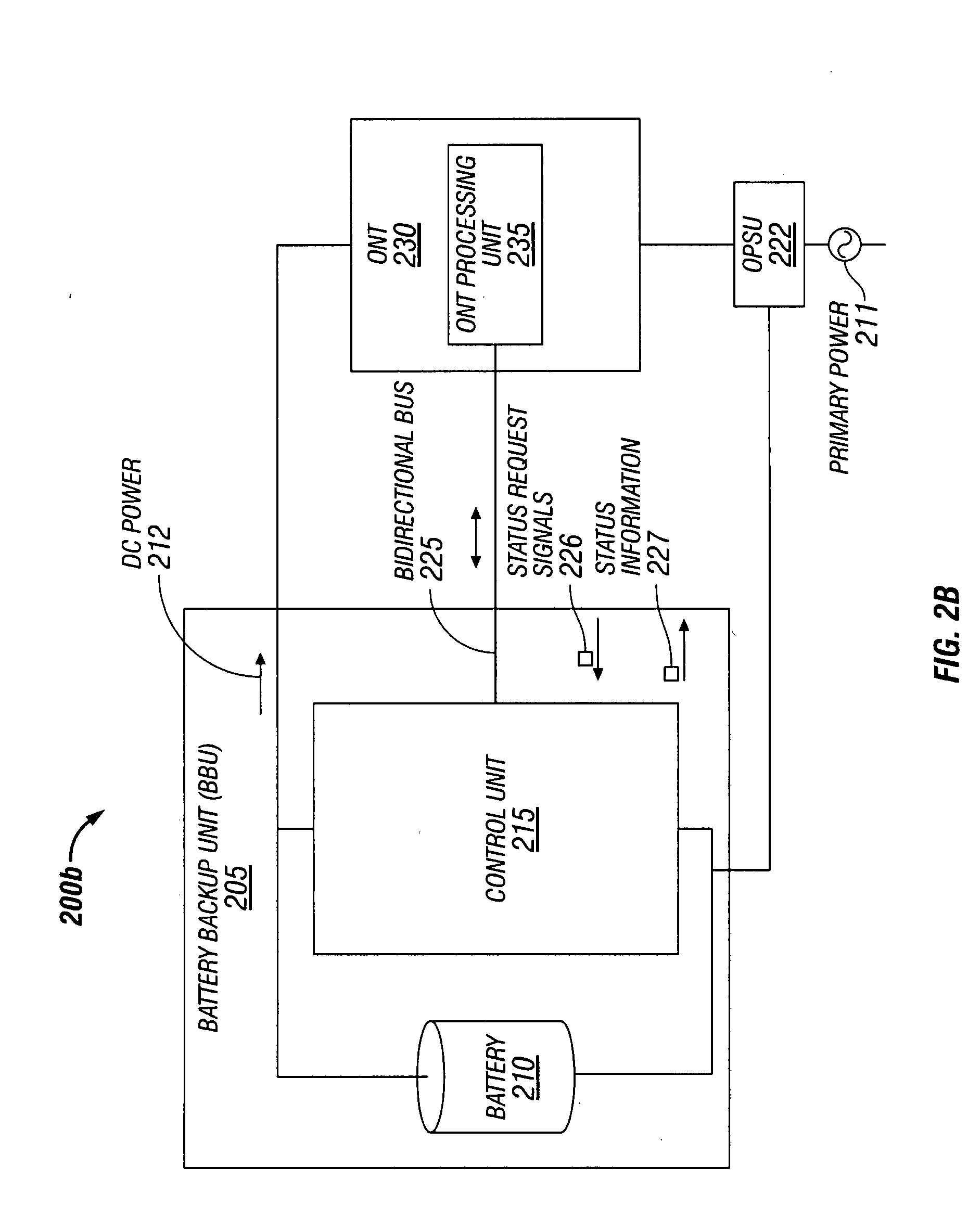 Patent Us20090016721 Method And Apparatus For Enhanced Power Battery Backup Circuit Drawing
