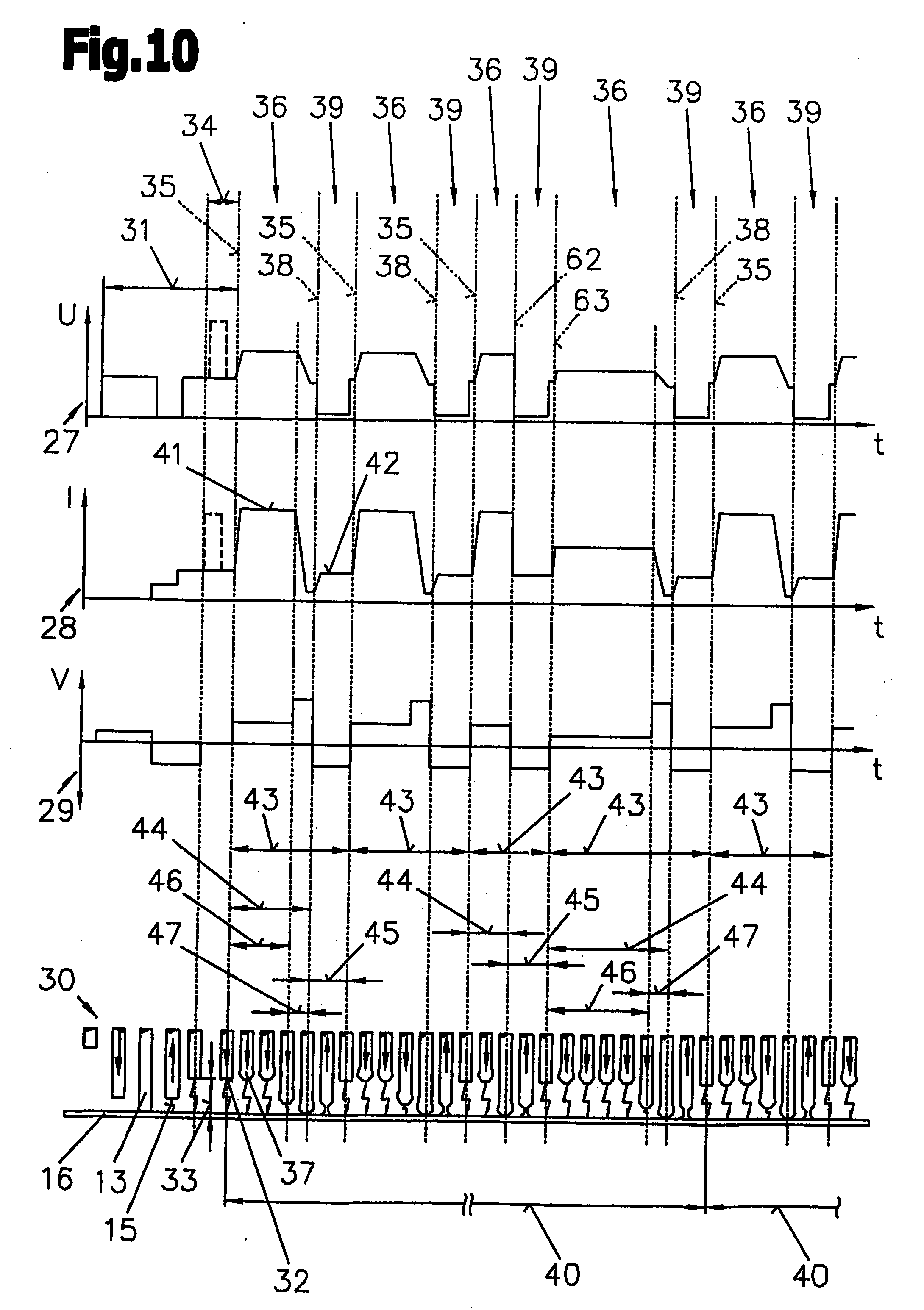 patent us20090026188 - cold-metal-transfer welding process and welding installation