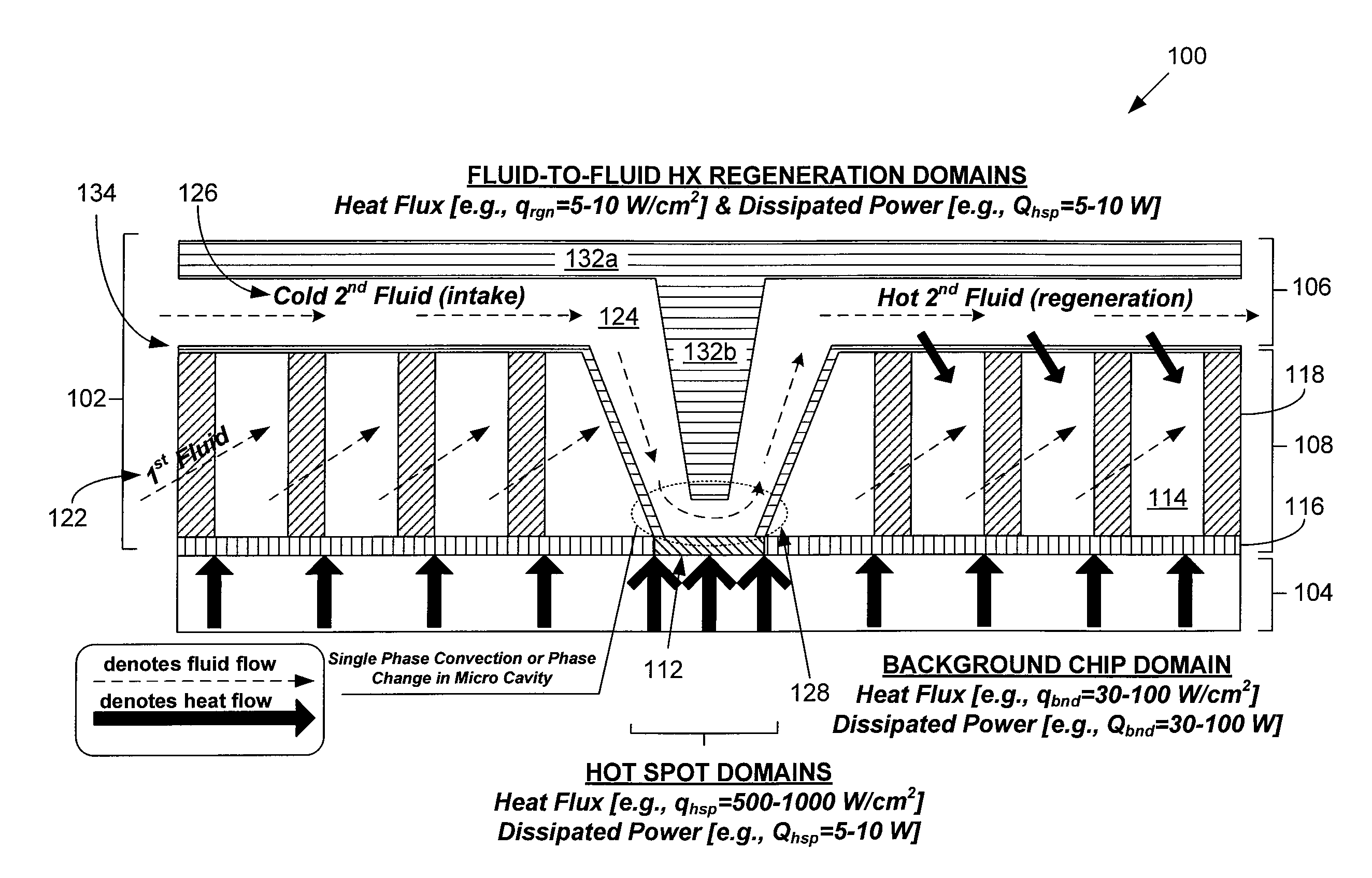 patent us20090040716 fluid to fluid spot to spreader heat management devices and systems and. Black Bedroom Furniture Sets. Home Design Ideas