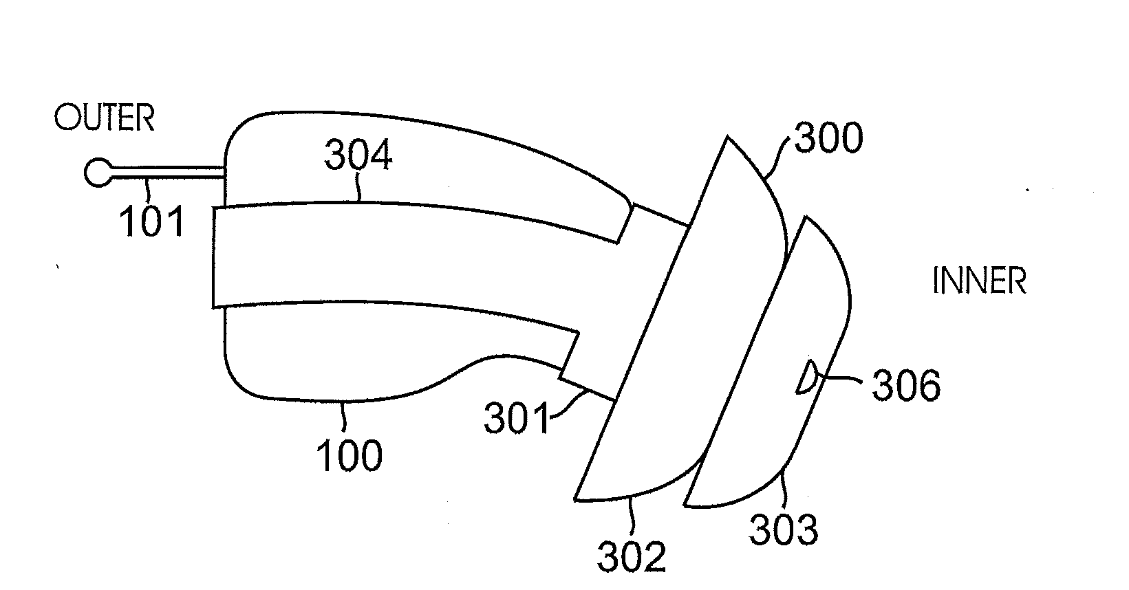 patent us20090052710 - hearing aid extension
