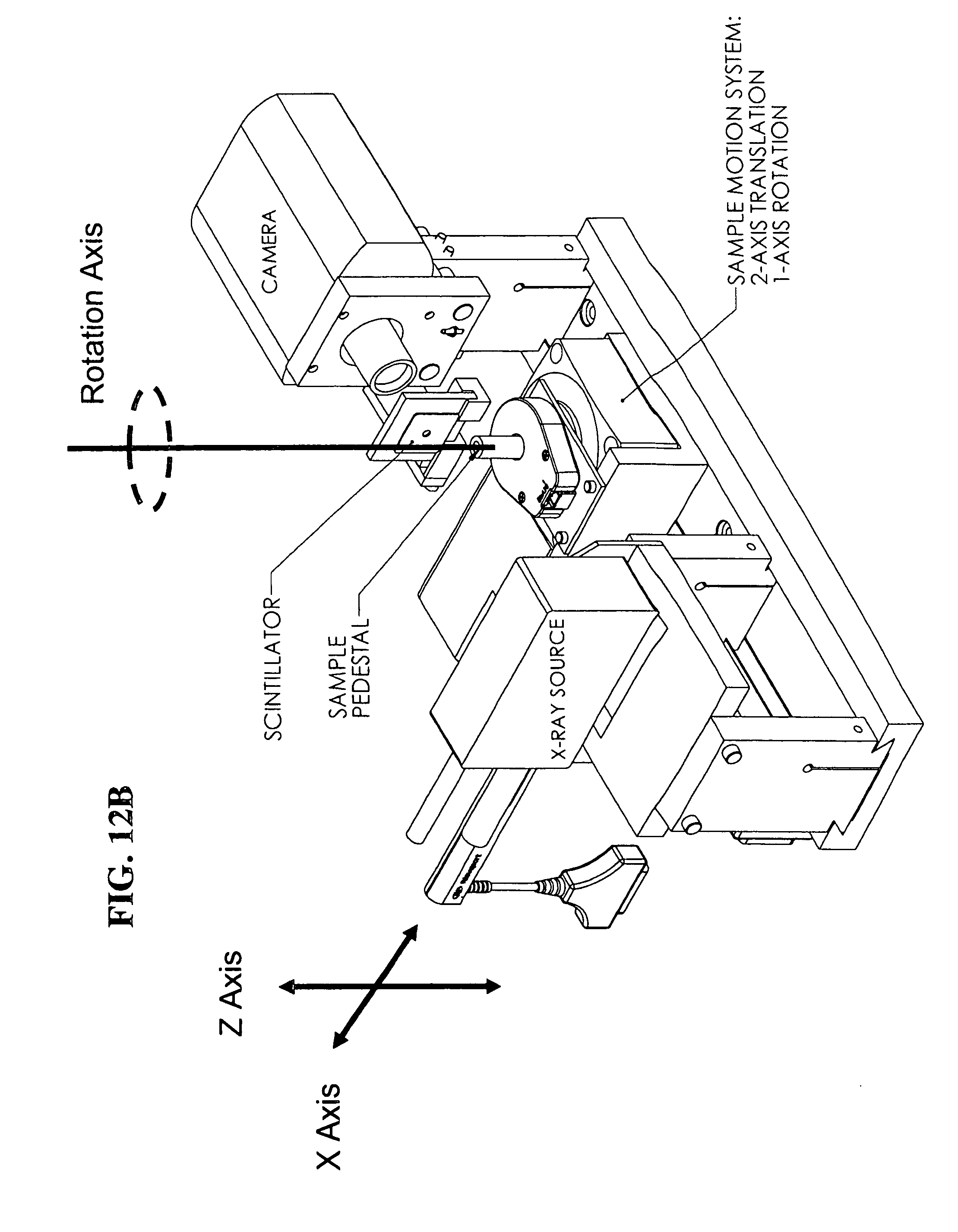 patent us20090072150 scintillator based micro radiographic imaging Radiography Sign patent drawing