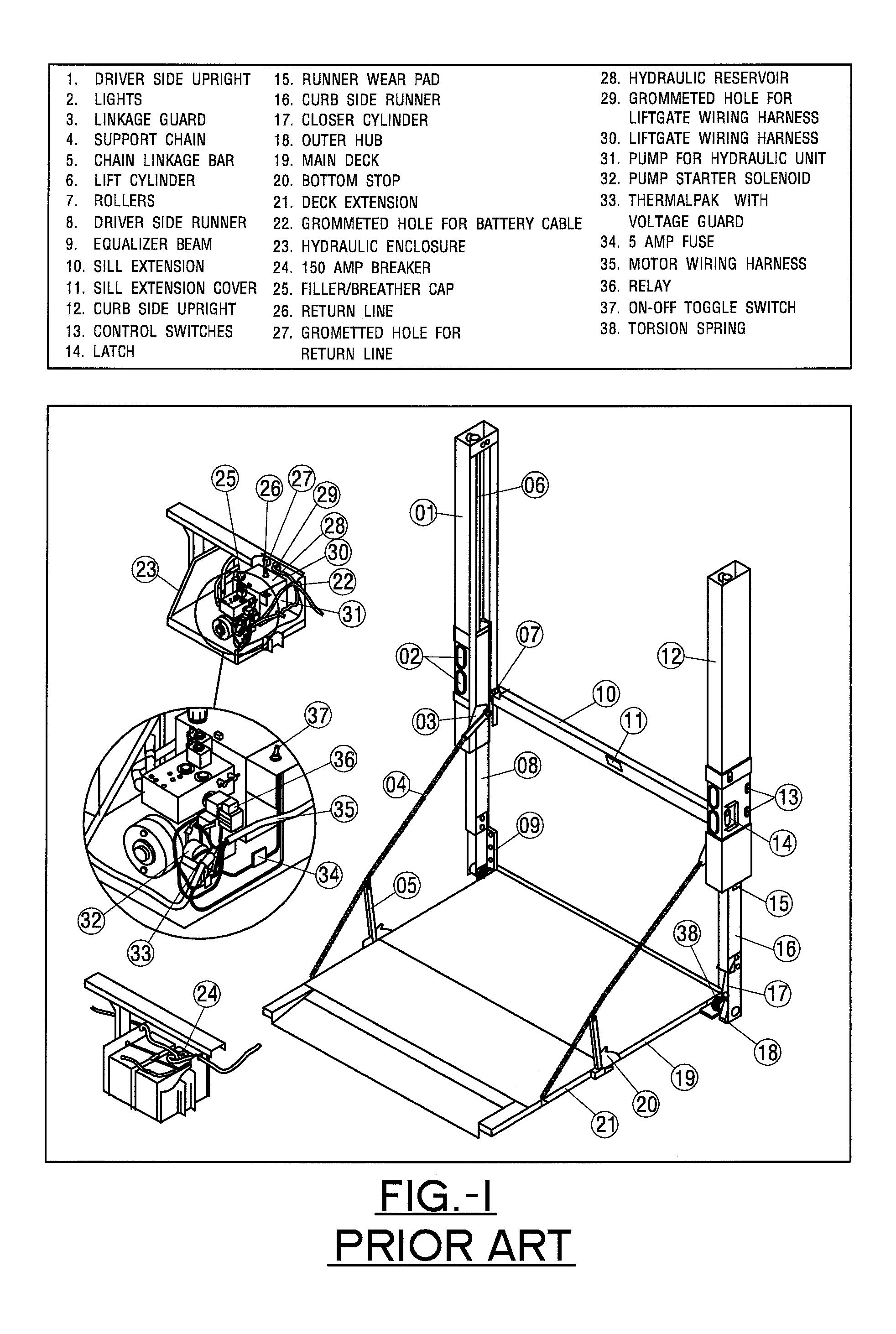 Leyman Liftgate Wiring Diagram Single Pha Motor Walling Wiring – Leyman Liftgate Wiring Diagram
