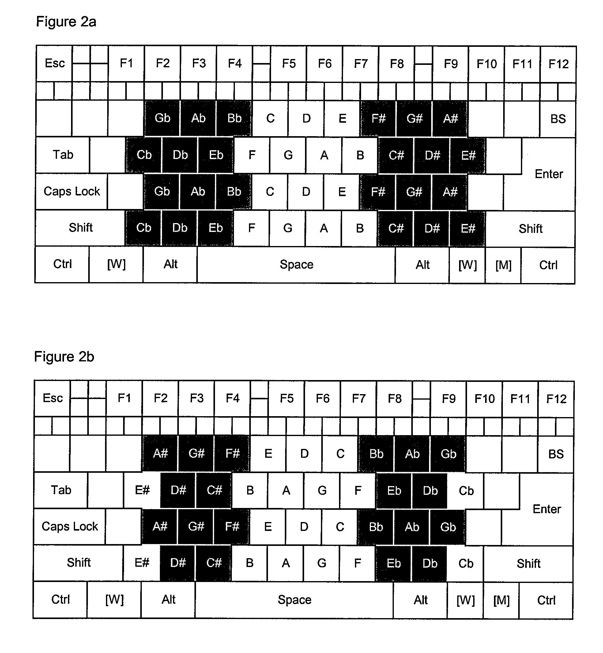Patent US20090114078 Musical Button Field Layout for  : US20090114078A1 20090507 D00002 from www.google.com size 1969 x 2134 png 49kB